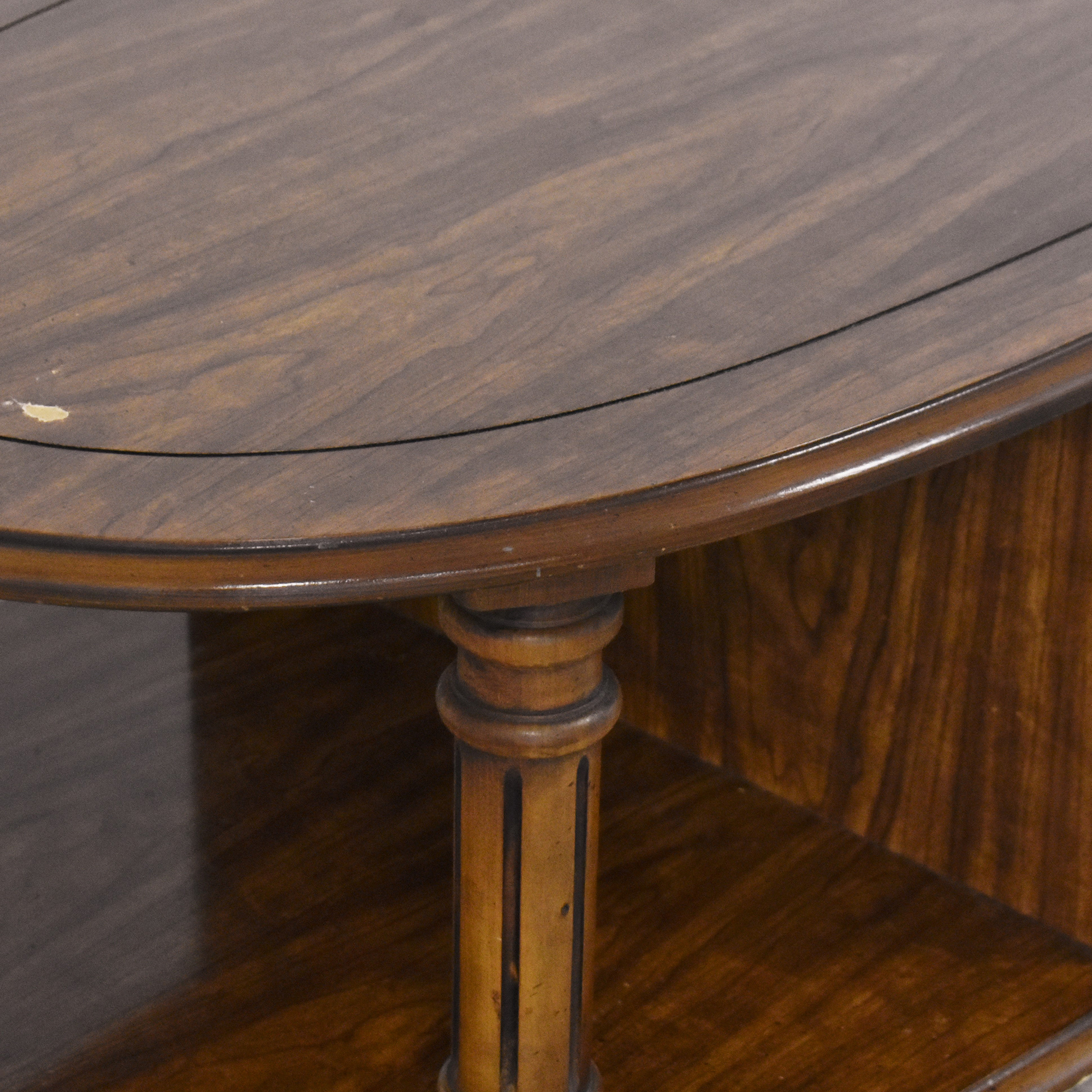 Oval Coffee Table for sale