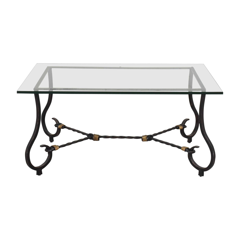 Decorative Coffee Table used