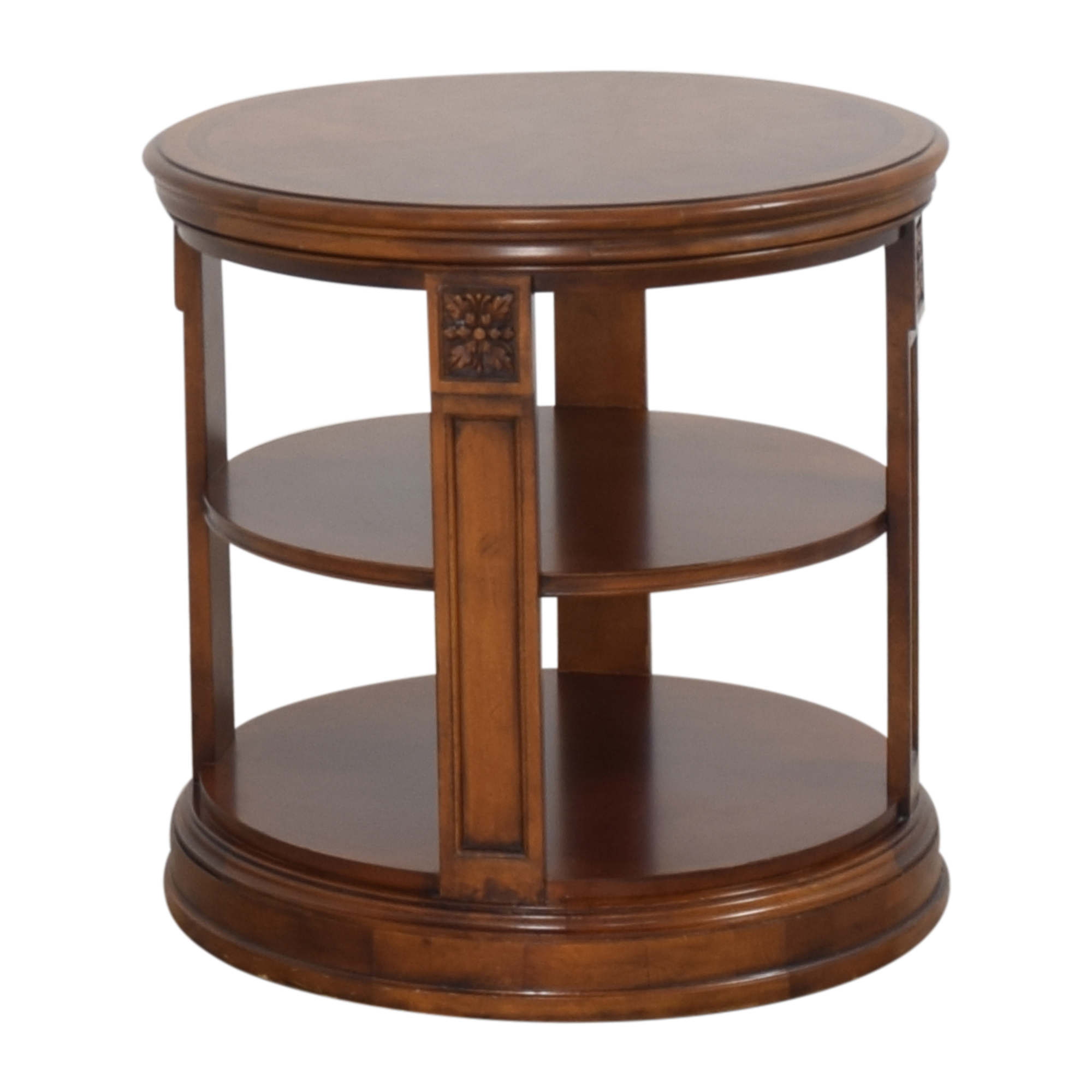 Ethan Allen Ethan Allen Seaver Library Table used