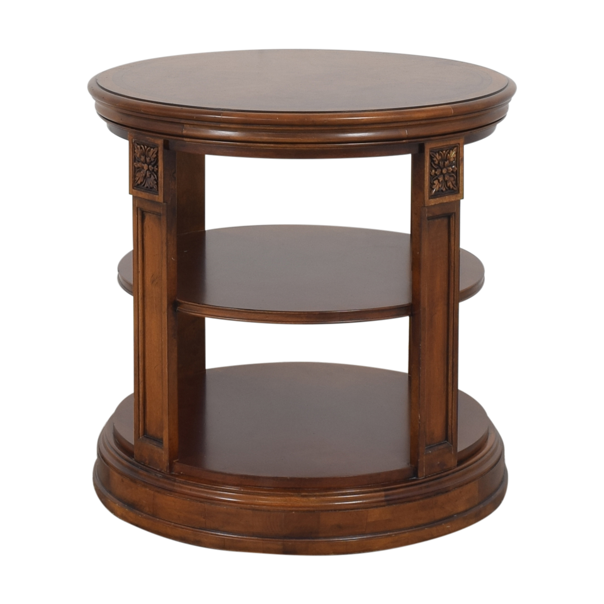 Ethan Allen Ethan Allen Seaver Library Table