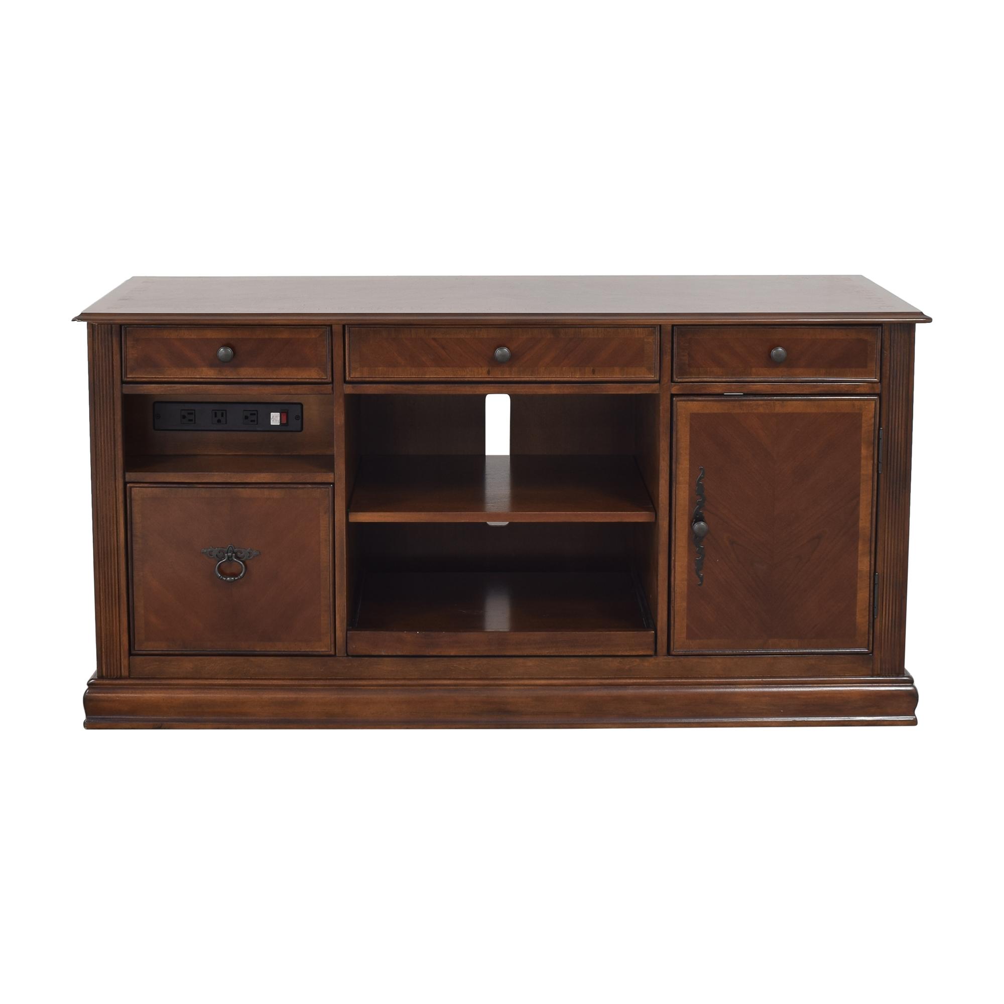shop Three Drawer Office Credenza  Storage