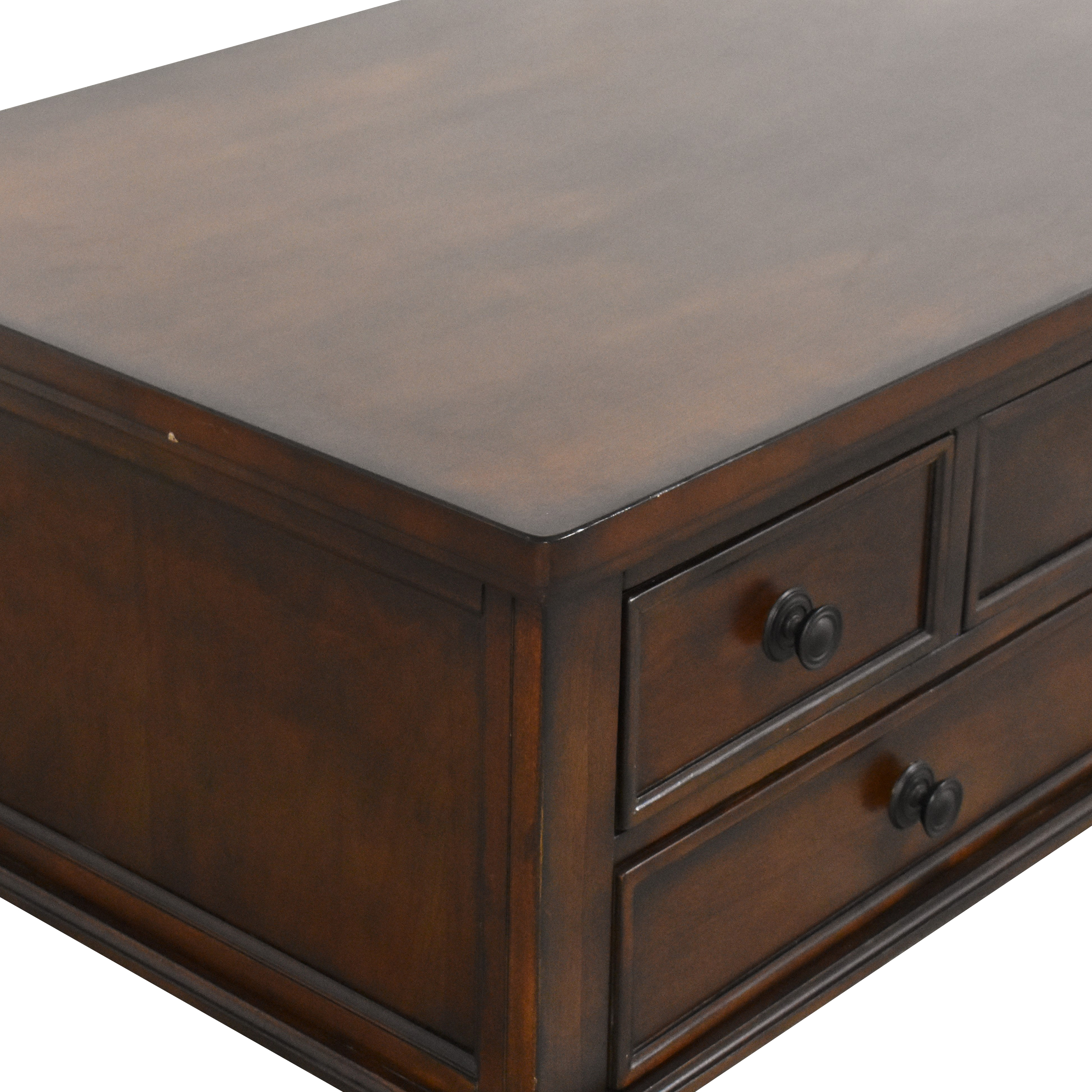 buy  Five Drawer Coffee Table online