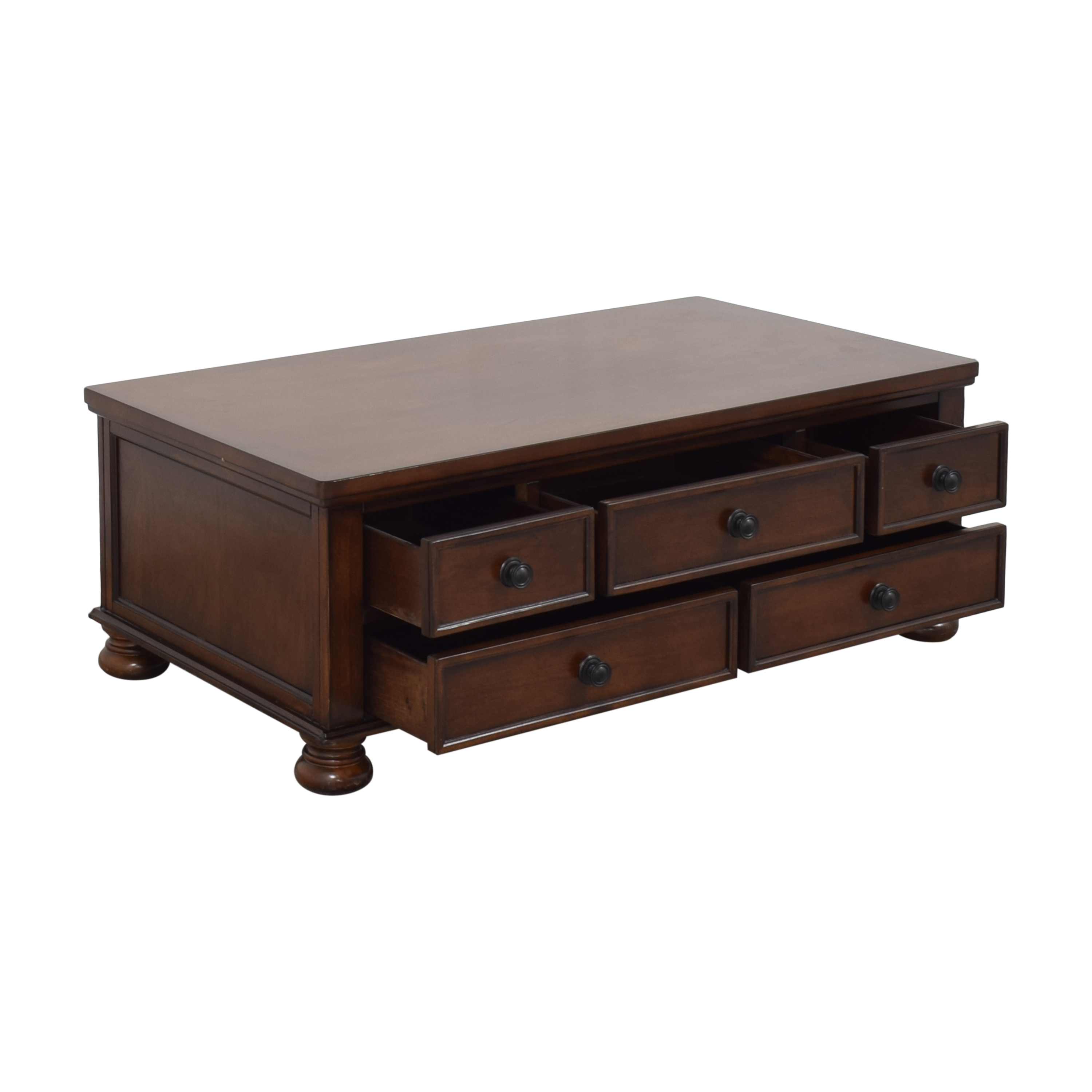 Five Drawer Coffee Table nyc