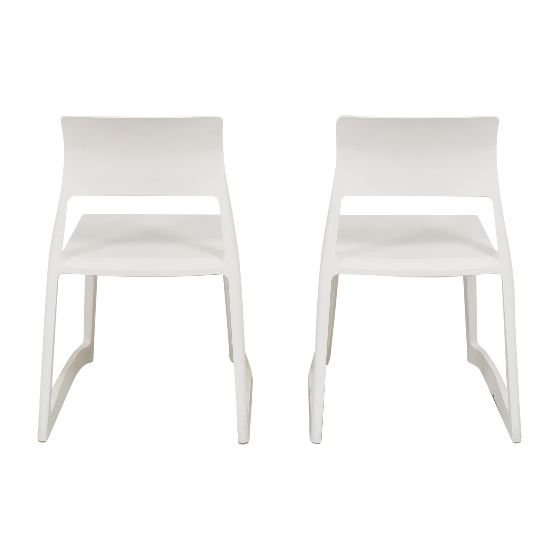 Vitra Vitra Tip Ton Chairs dimensions