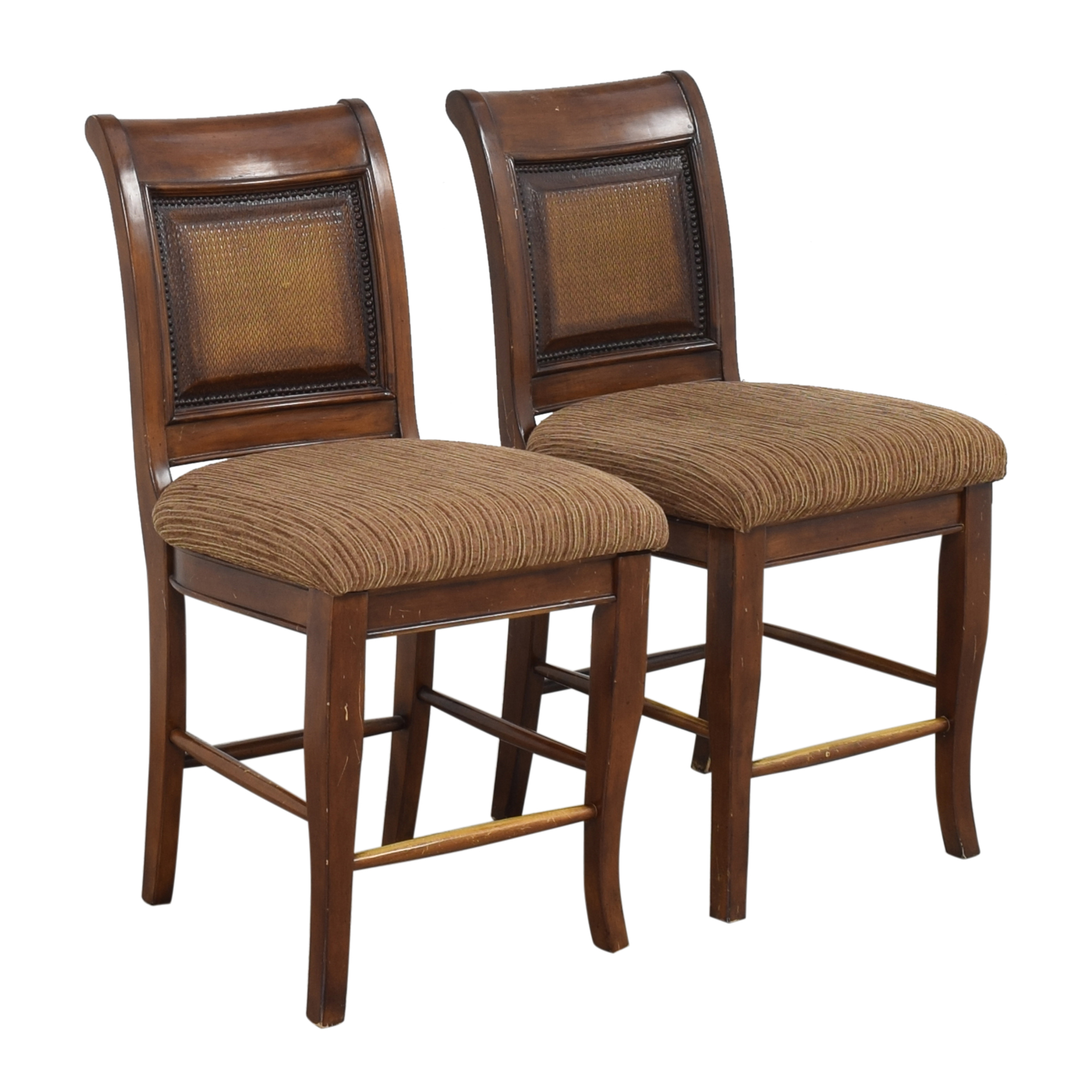 Ashley Furniture Ashley Furniture Counter Stools brown