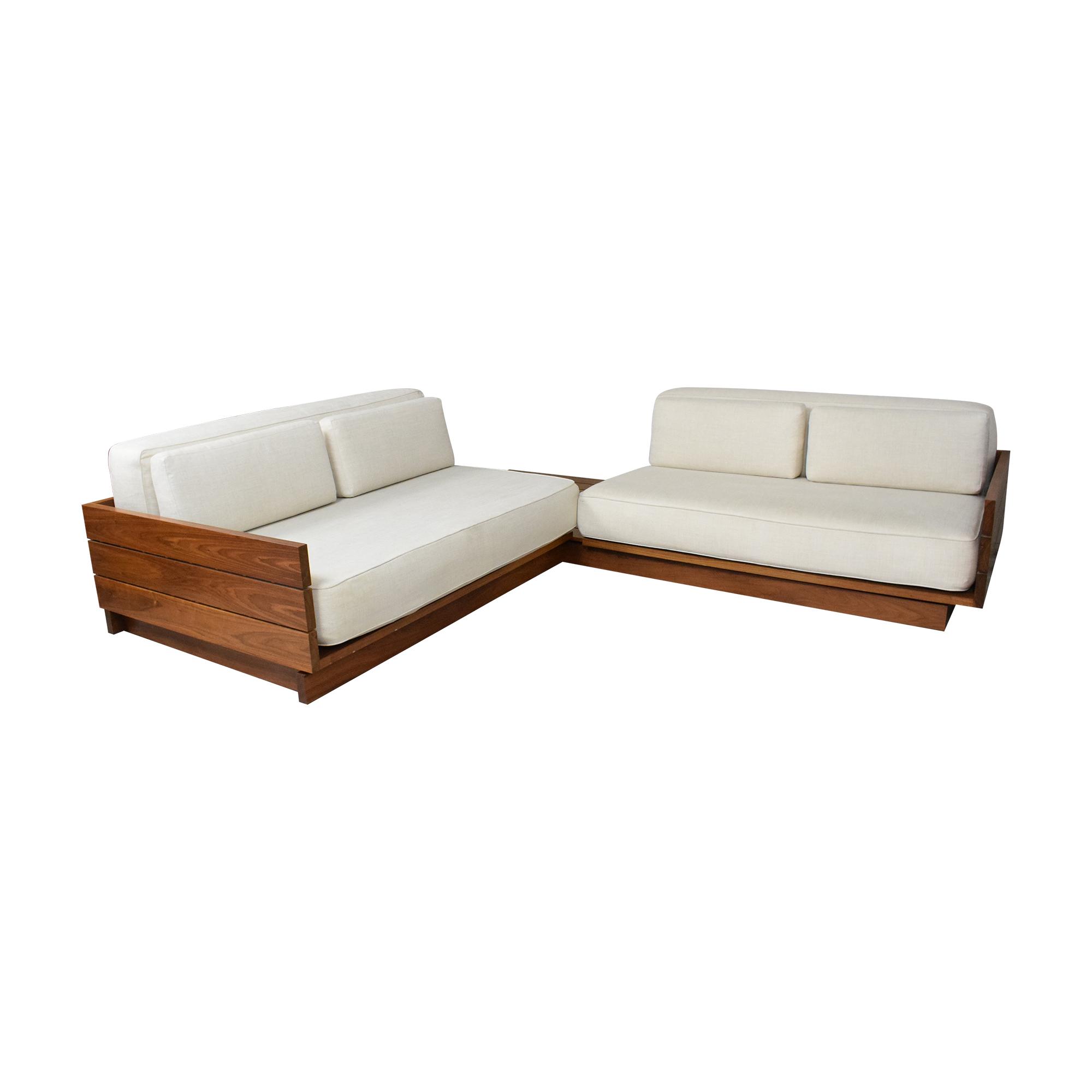 Custom Corner Sectional Sofa pa