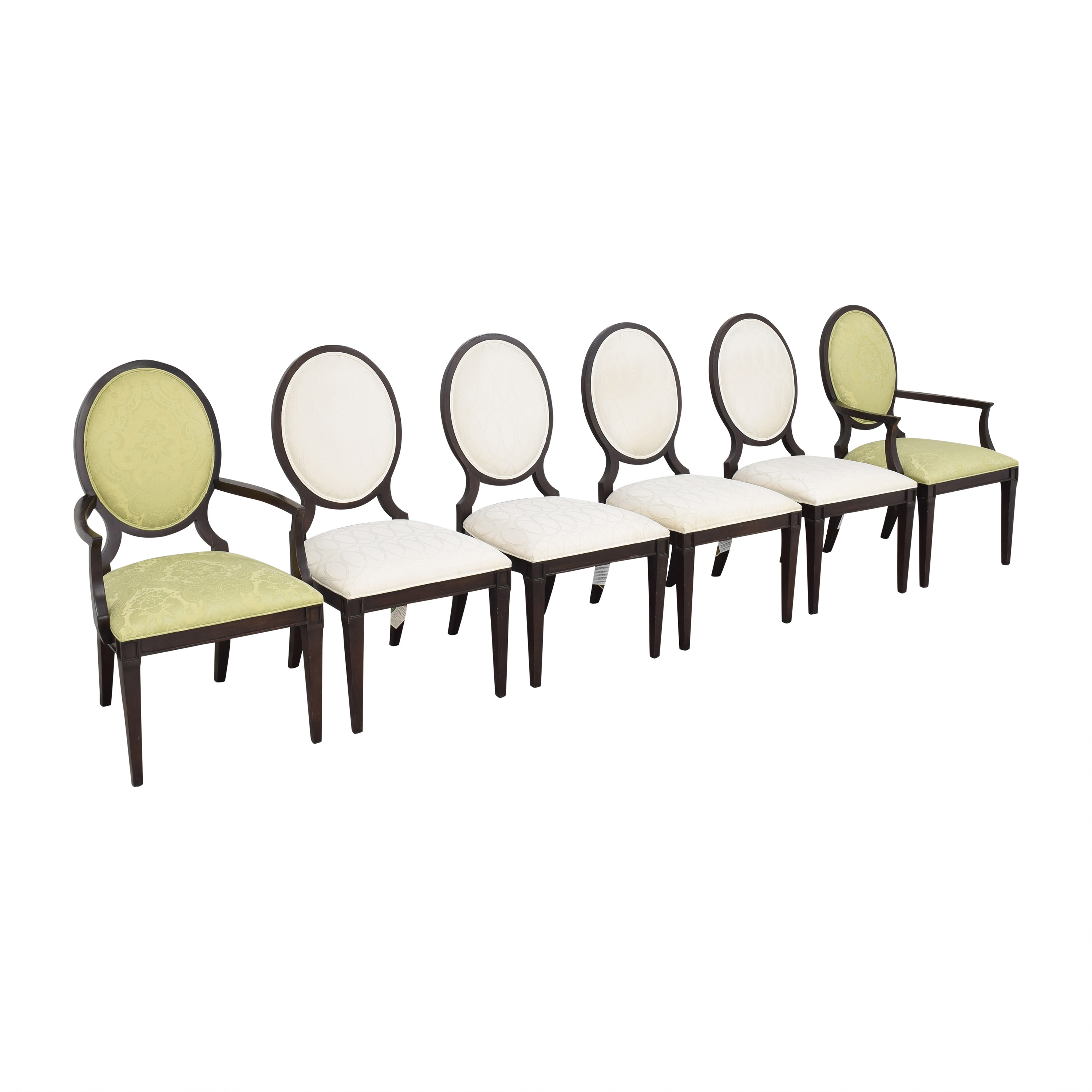 buy Ethan Allen Lindsay Dining Chairs Ethan Allen Chairs
