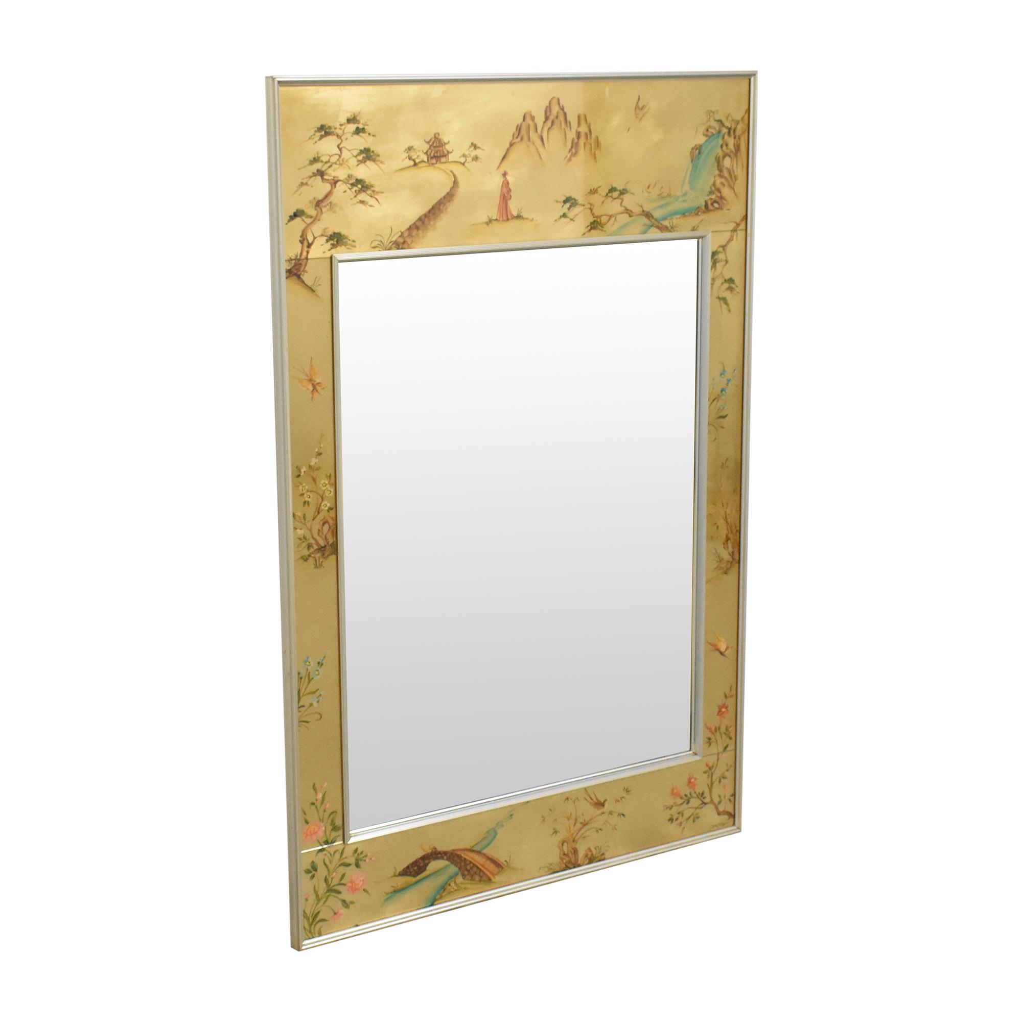 La Barge La Barge Painted Mirror for sale