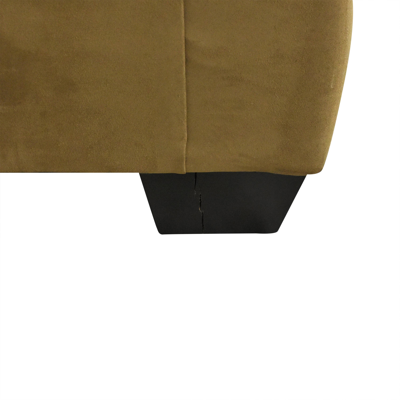 Macy's Macy's Corner Sectional Sofa with Chaise