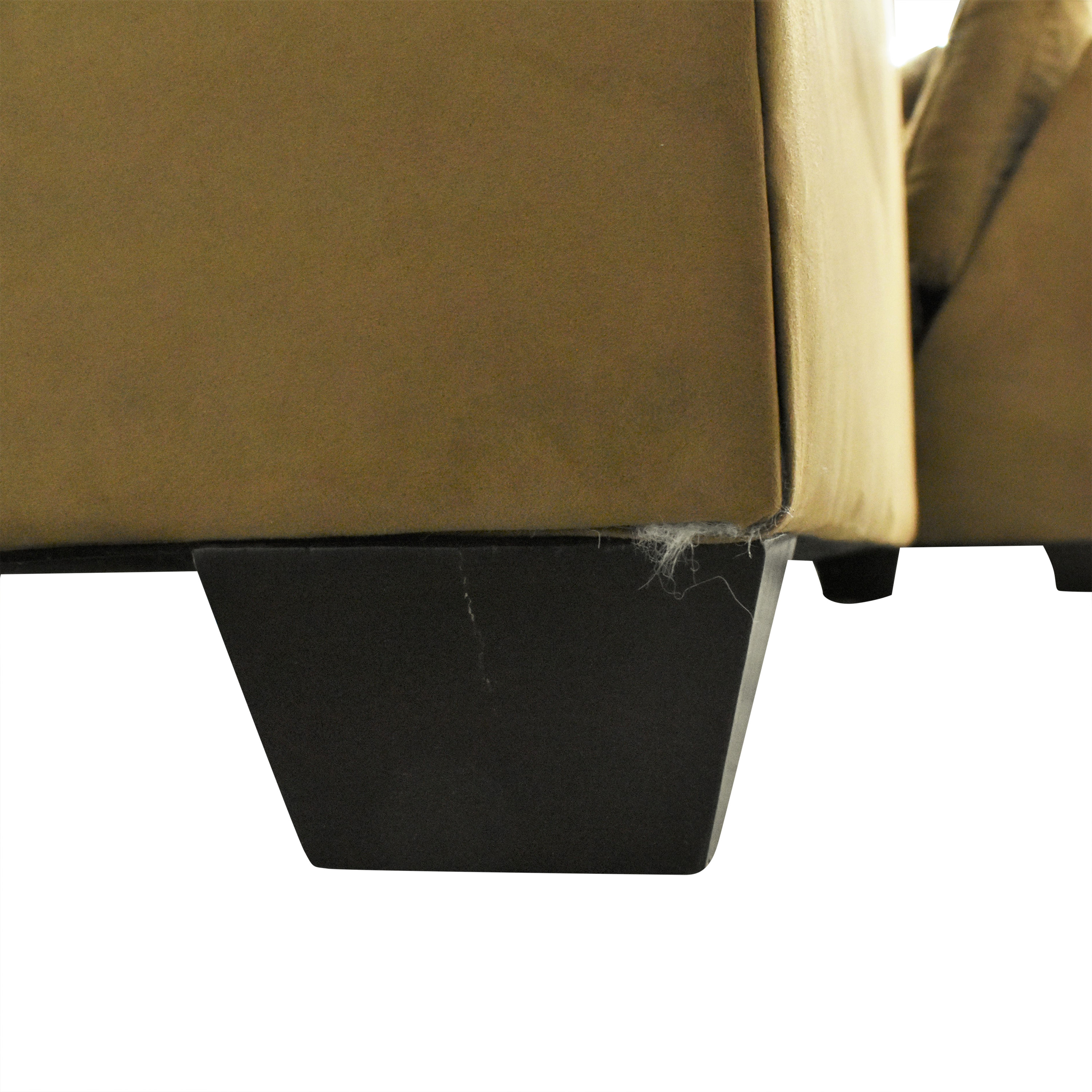 shop Macy's Corner Sectional Sofa with Chaise Macy's