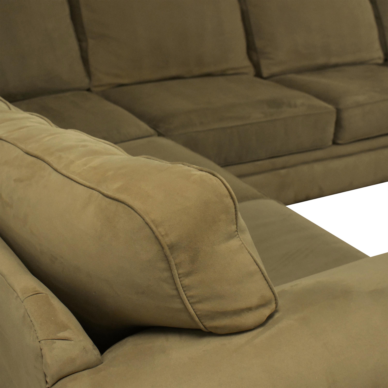 Macy's Corner Sectional Sofa with Chaise Macy's