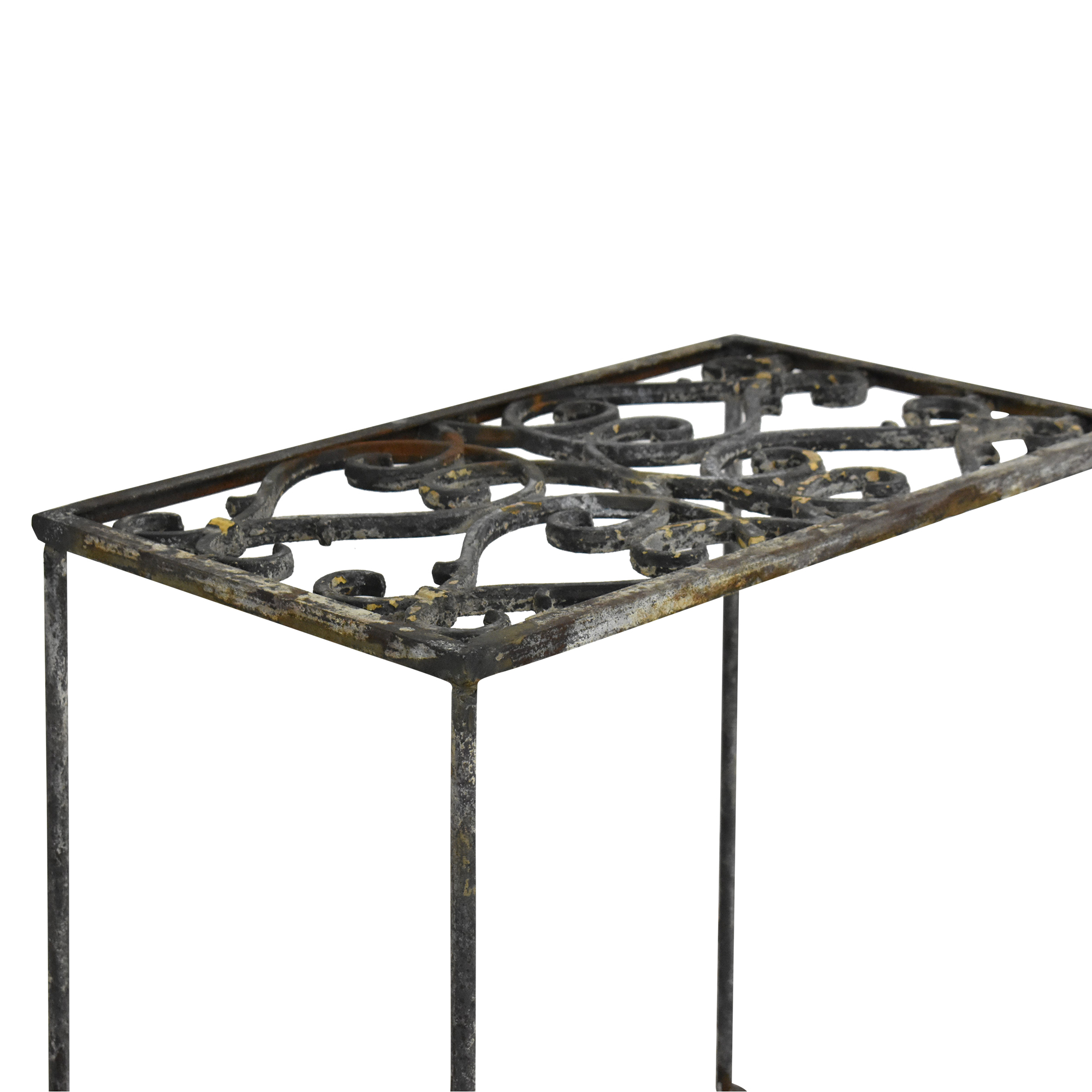 Anthropologie Decorative Accent Table second hand