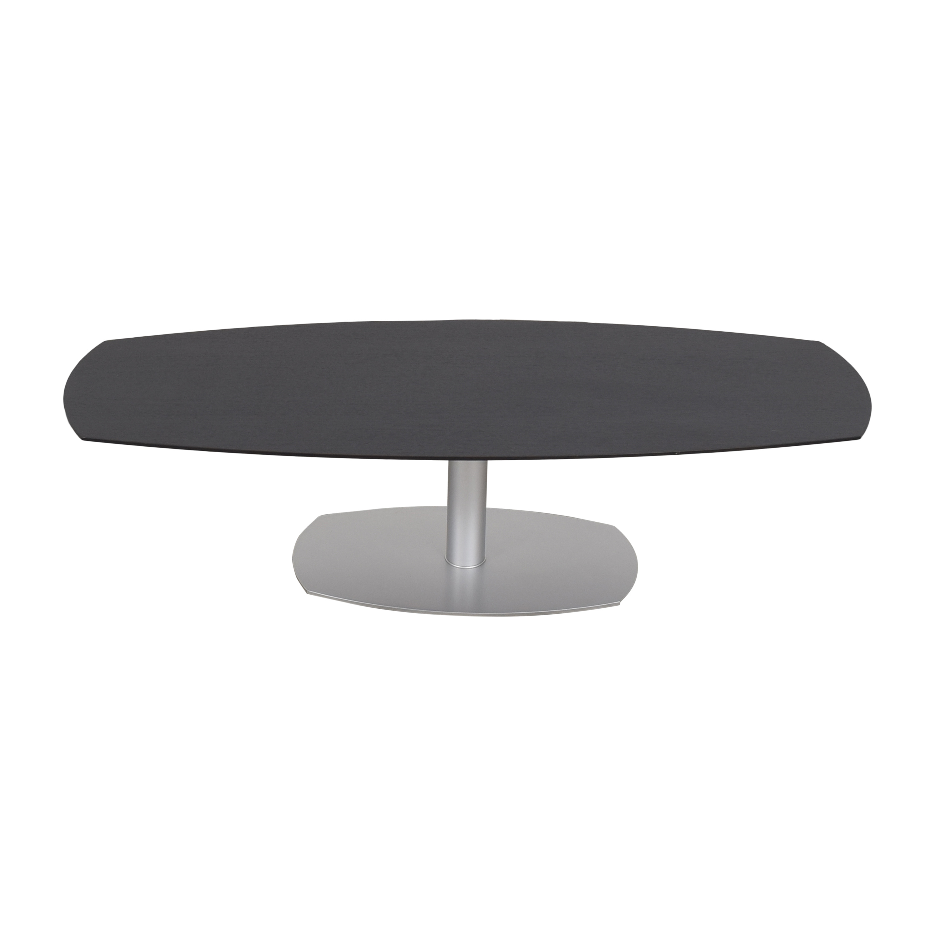 Pedestal Coffee Table / Coffee Tables
