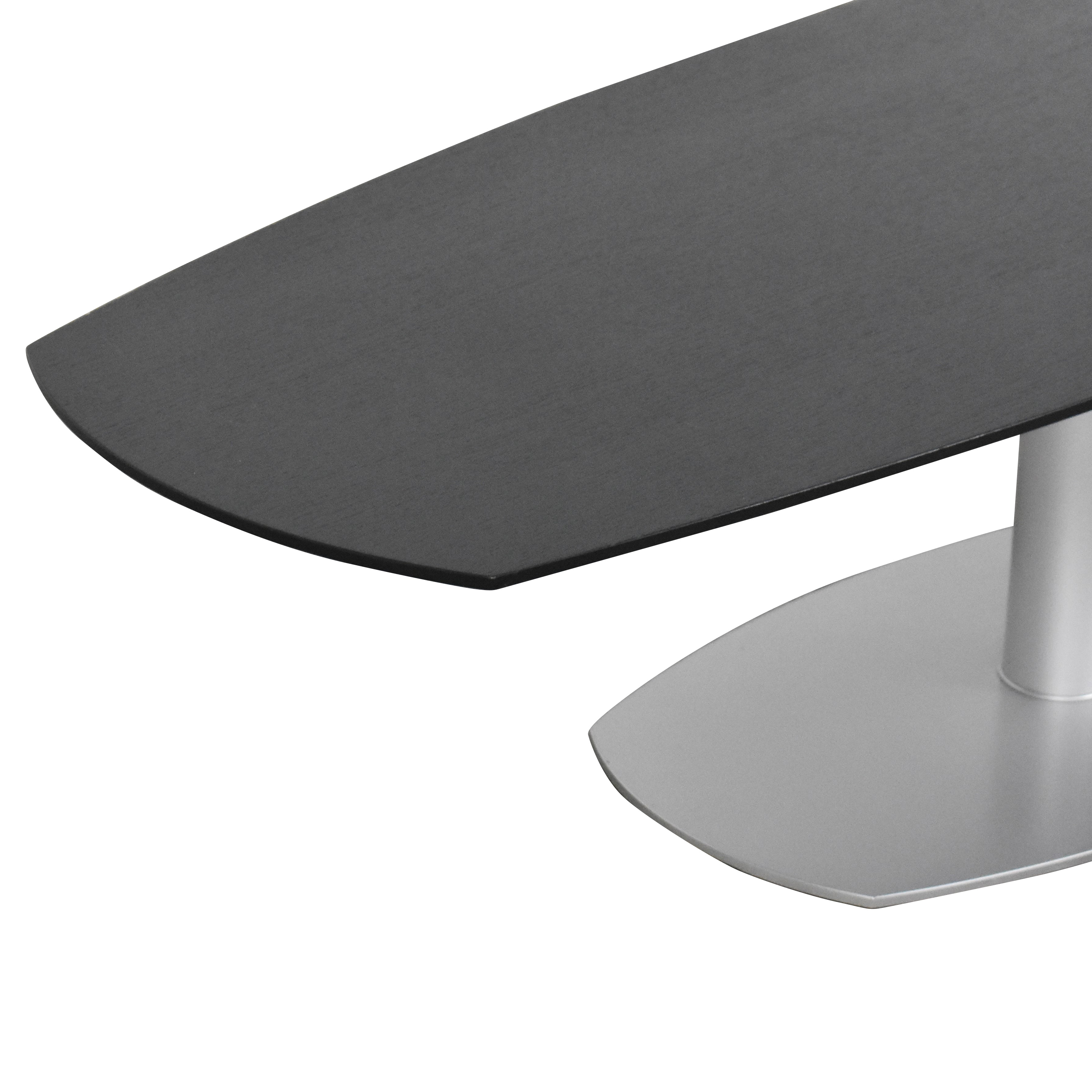 Pedestal Coffee Table discount