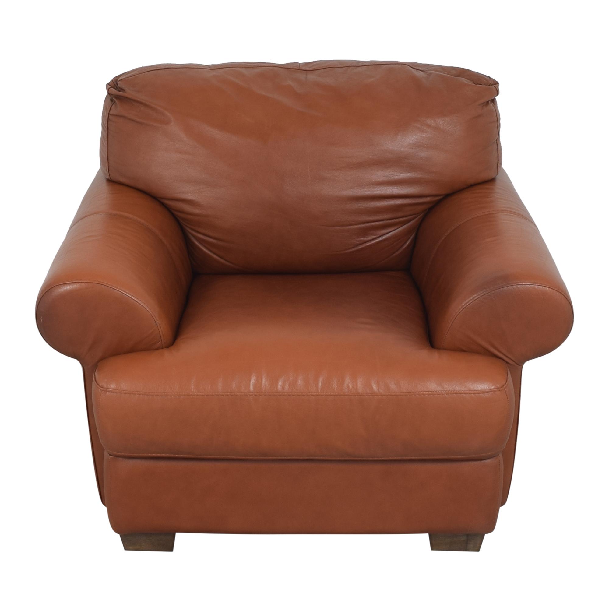 buy Chateau d'Ax Roll Arm Club Chair Chateau d'Ax Classic Sofas