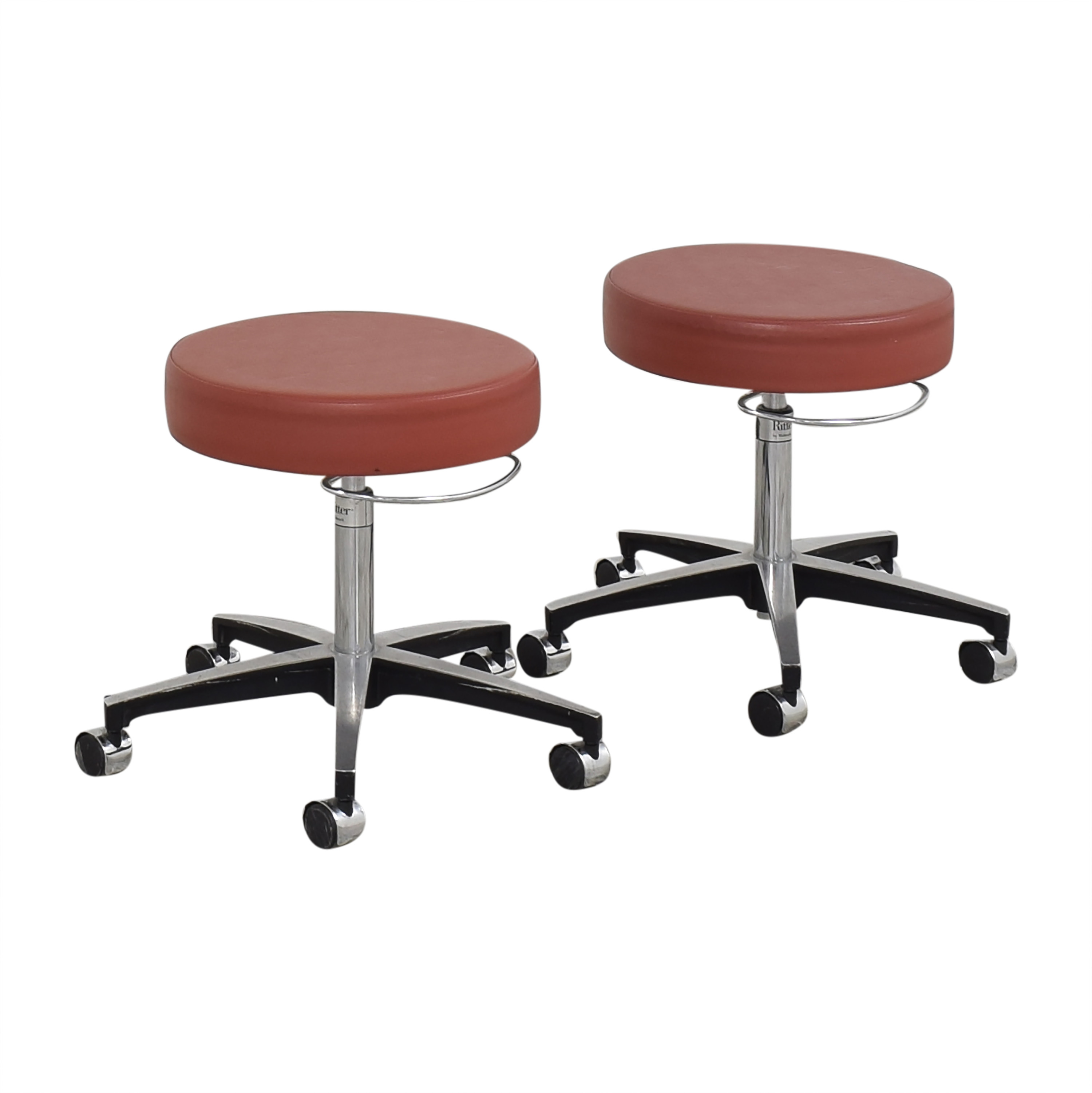 Ritter Ritter by Midmark 276 Air Lift Stools nyc