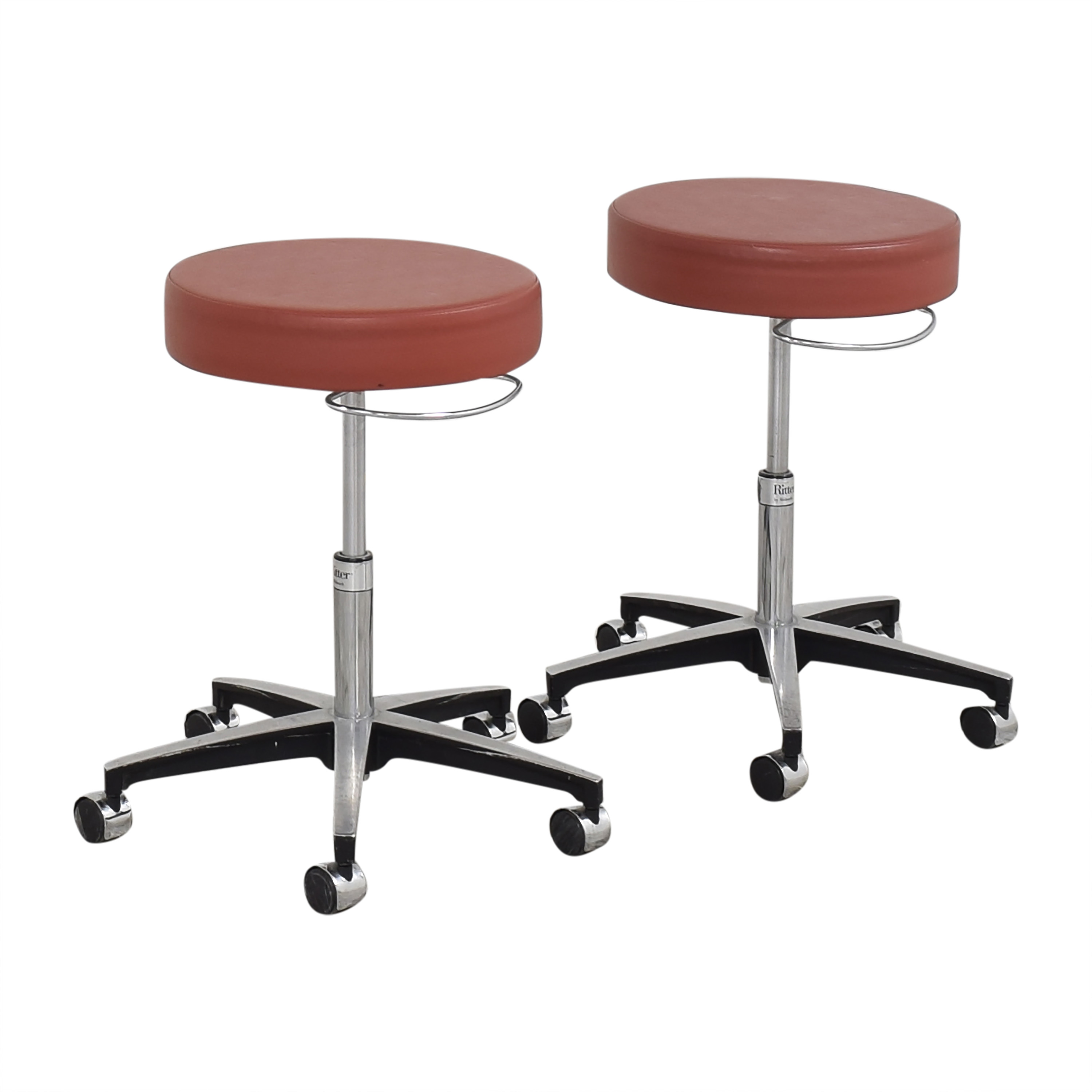 Ritter Ritter by Midmark 276 Air Lift Stools for sale