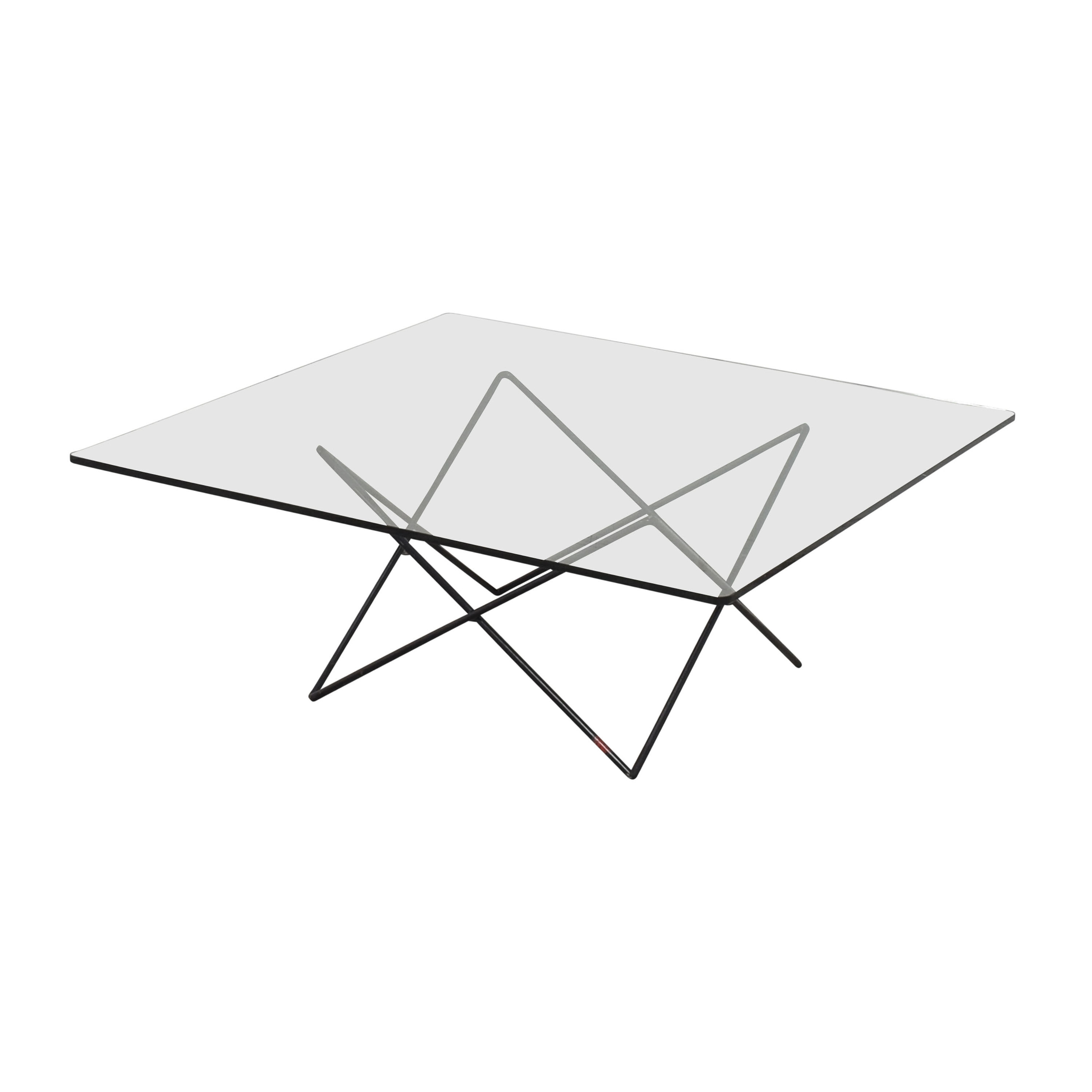 Cattelan Italia Contemporary Coffee Table / Coffee Tables