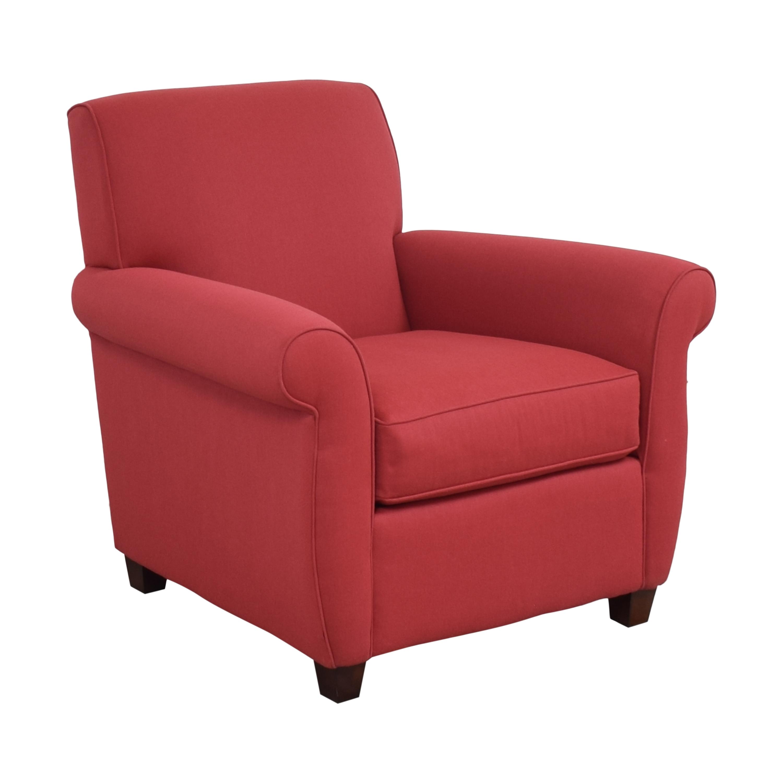 Raymour & Flanigan Raymour & Flanigan Roll Arm Chair coupon