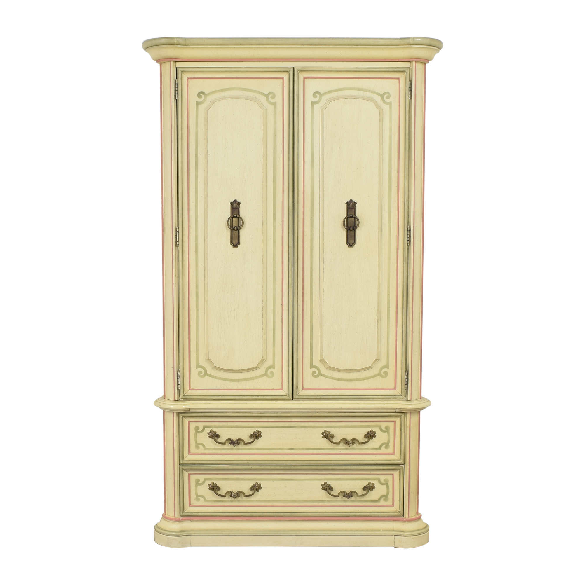 buy Stanley Furniture French Provincial-Style Armoire Stanley Furniture Wardrobes & Armoires