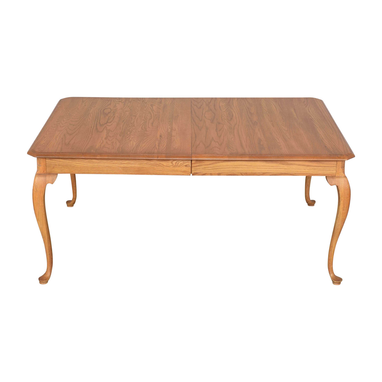 Kincaid Furniture Kincaid Furniture Extendable Dining Table nj