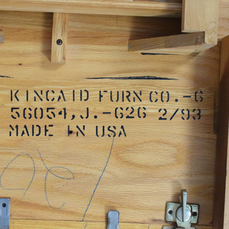 Kincaid Furniture Kincaid Furniture Extendable Dining Table price