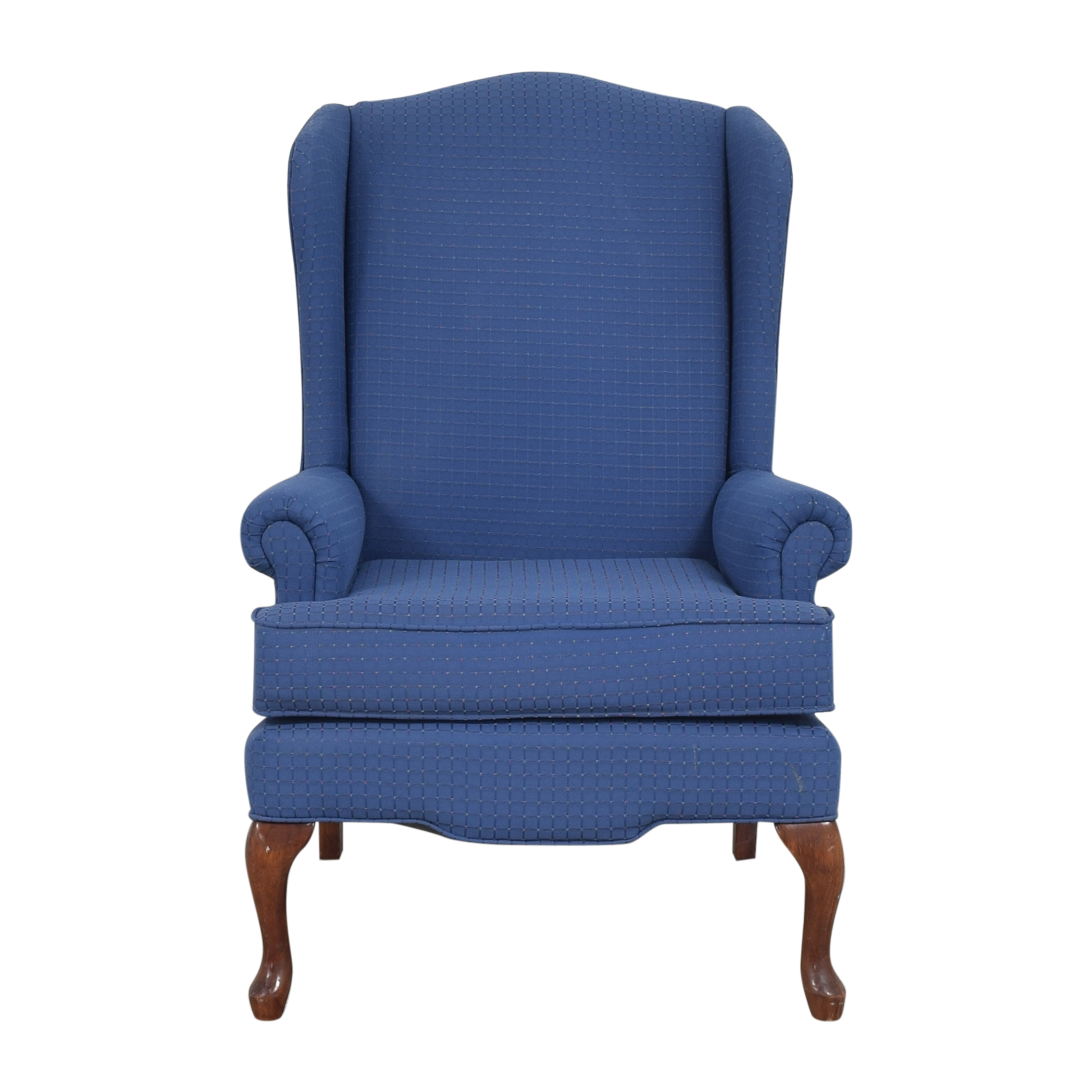 Wing Back Accent Chair nyc