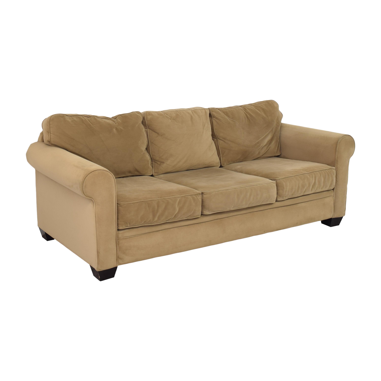 Macy's Macy's Three Cushion Sofa used