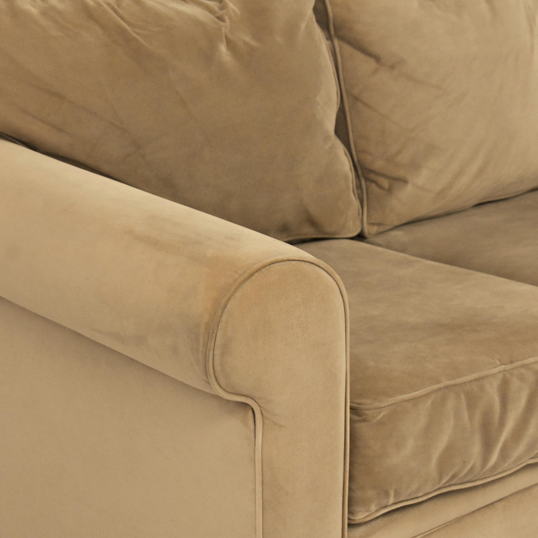 Macy's Three Cushion Sofa / Sofas