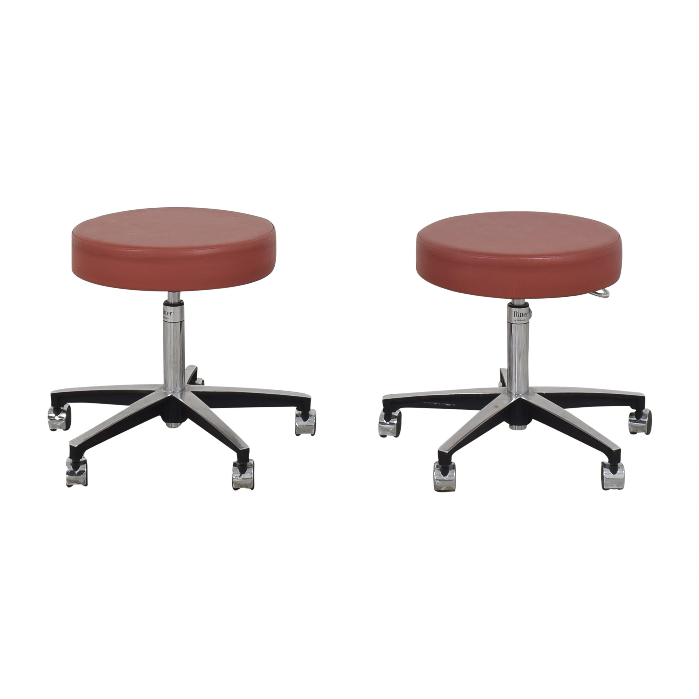 shop Ritter by Midmark 276 Air Lift Stools Ritter Chairs
