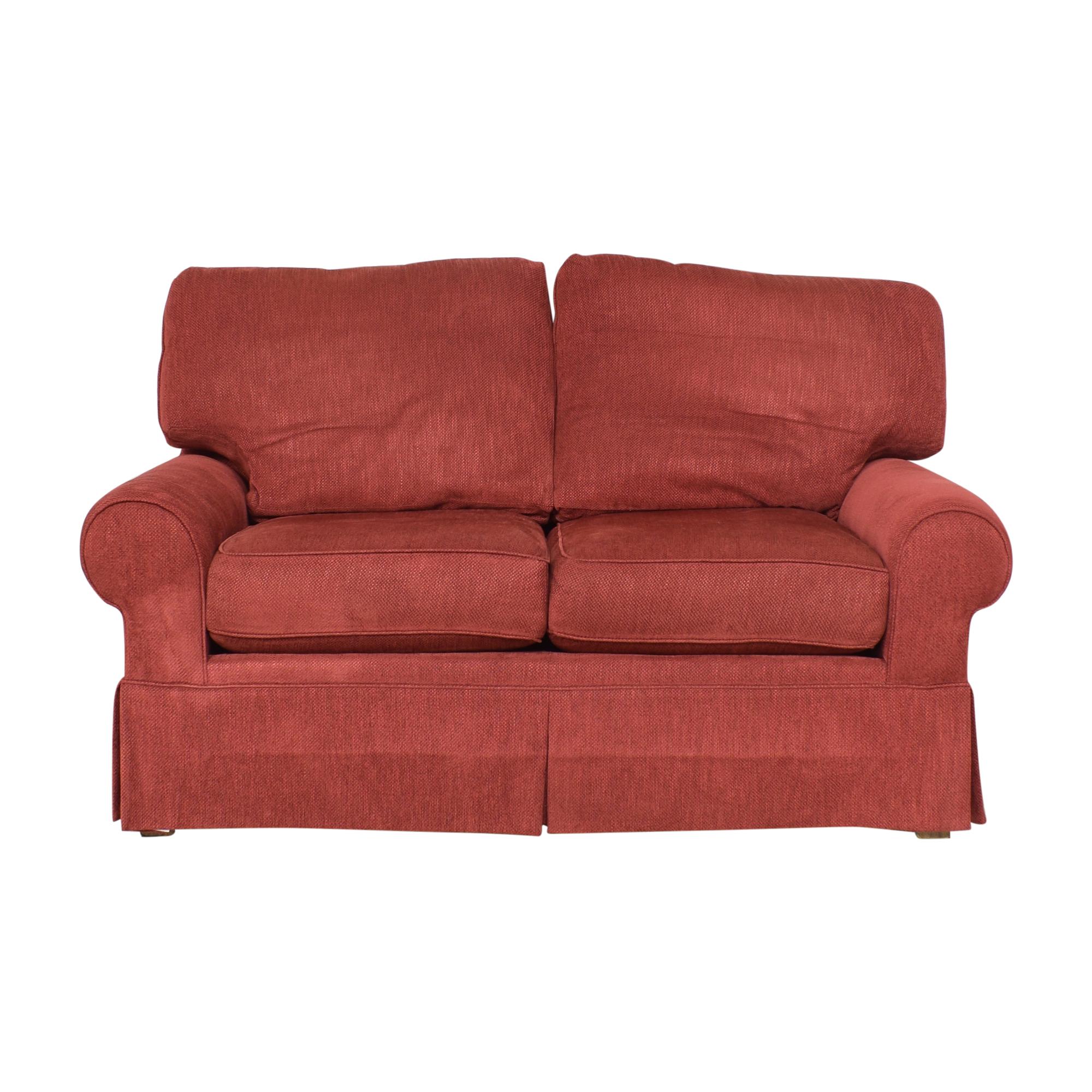 Masterfield Furniture Masterfield Furniture Roll Arm Loveseat coupon