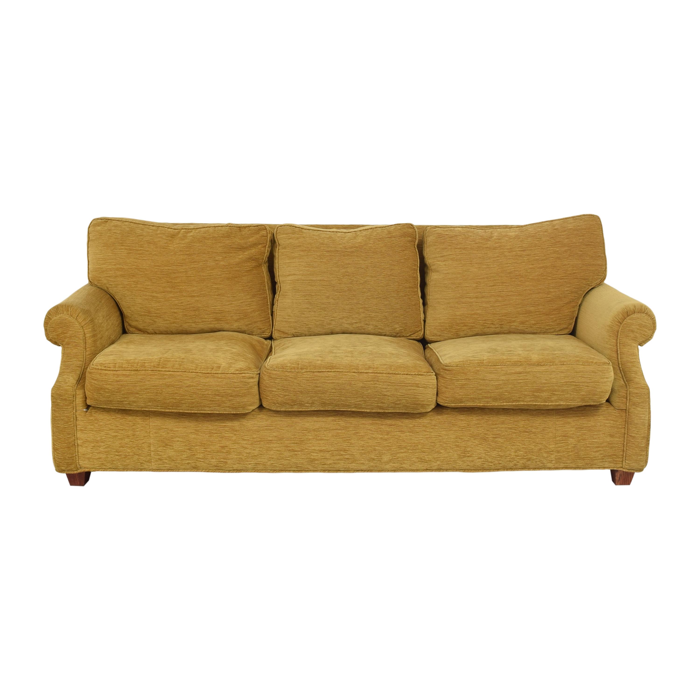 Custom Three Cushion Sofa used