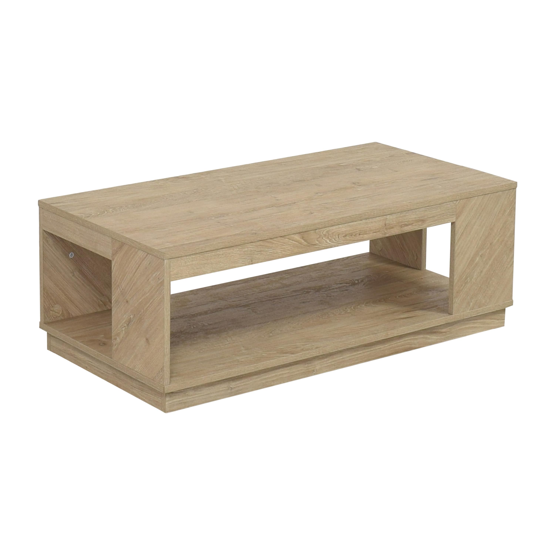 buy Wayfair Twin Star Home Geometric Coffee Table Wayfair Tables