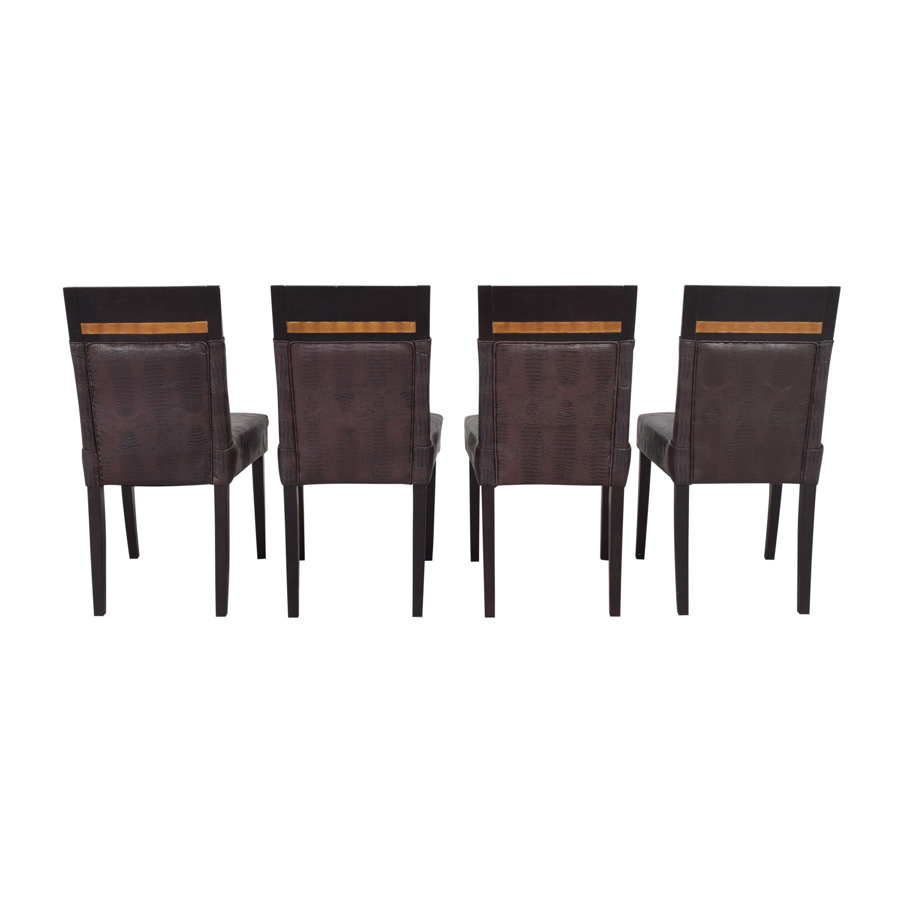 Modern Upholstered Dining Chairs on sale