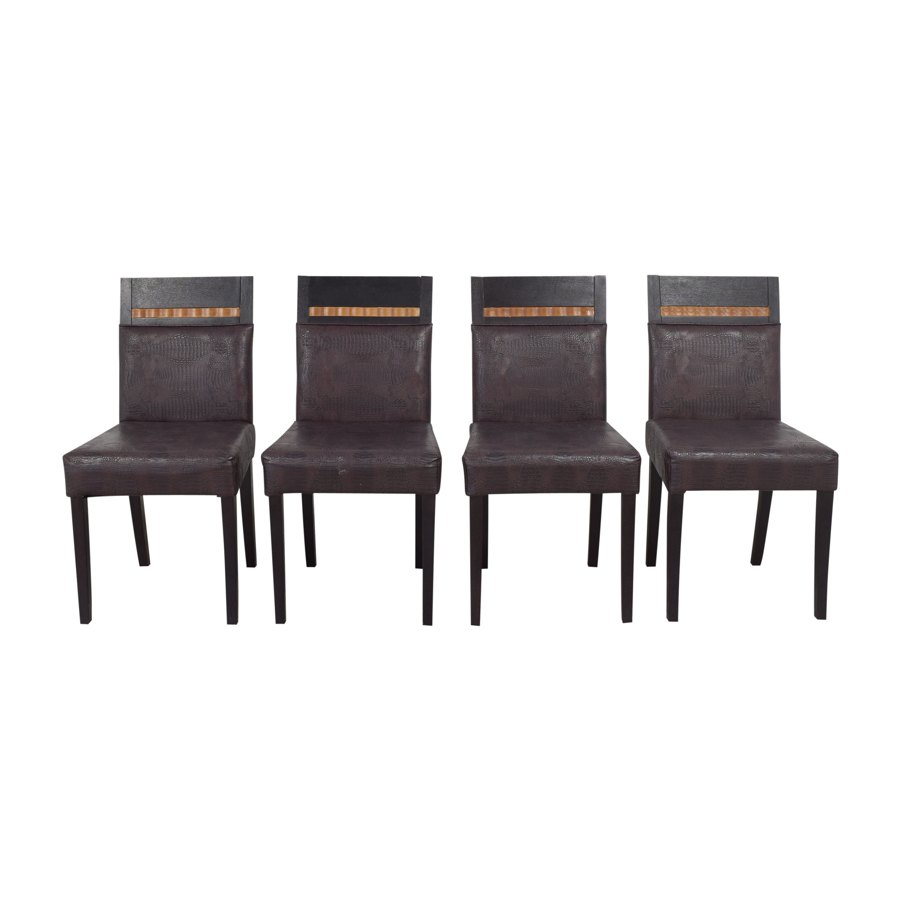 Modern Upholstered Dining Chairs coupon