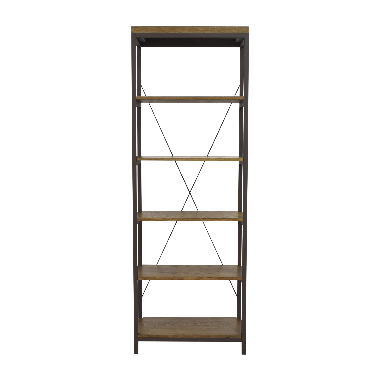 Calmart International Helene Etagere Bookcase / Storage