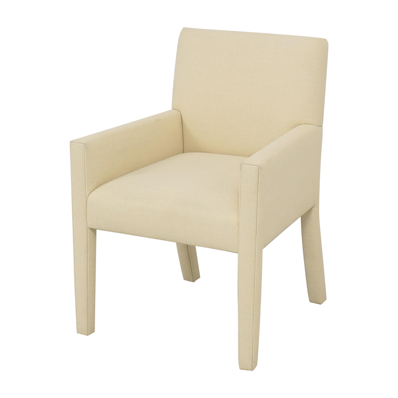 J Robert Scott J Robert Scott Capri Dining Arm Chairs dimensions