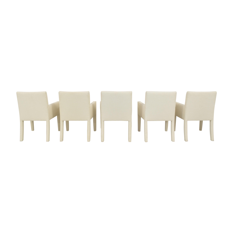 J Robert Scott Capri Dining Arm Chairs J Robert Scott