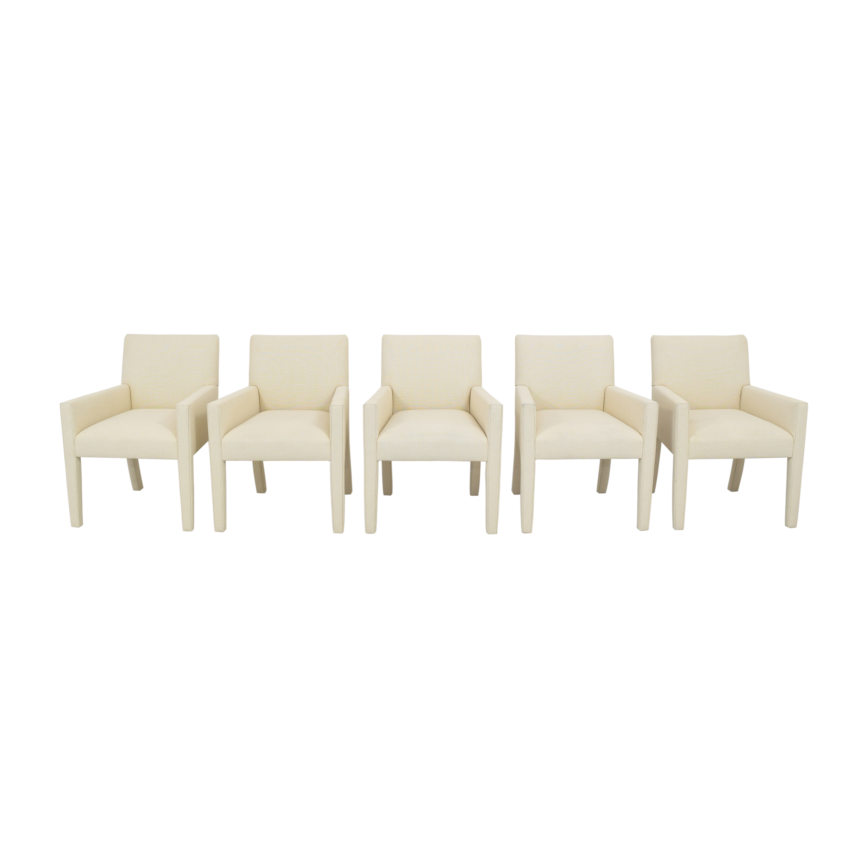 J Robert Scott J Robert Scott Capri Dining Arm Chairs for sale