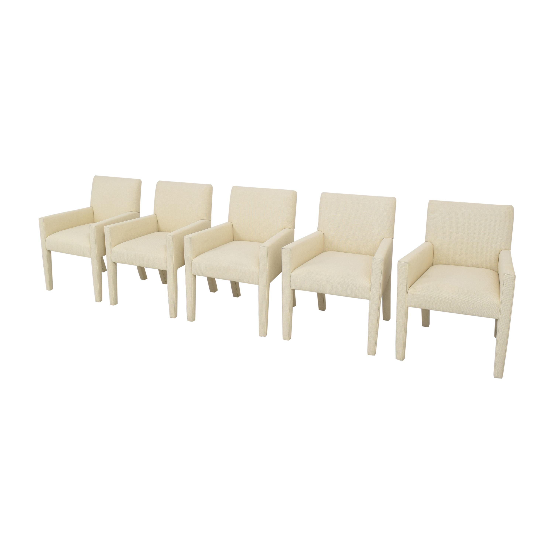 shop J Robert Scott Capri Dining Arm Chairs J Robert Scott Chairs