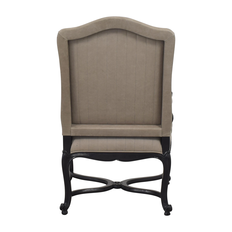 shop J Robert Scott Chateau Fauteuil Chair J Robert Scott