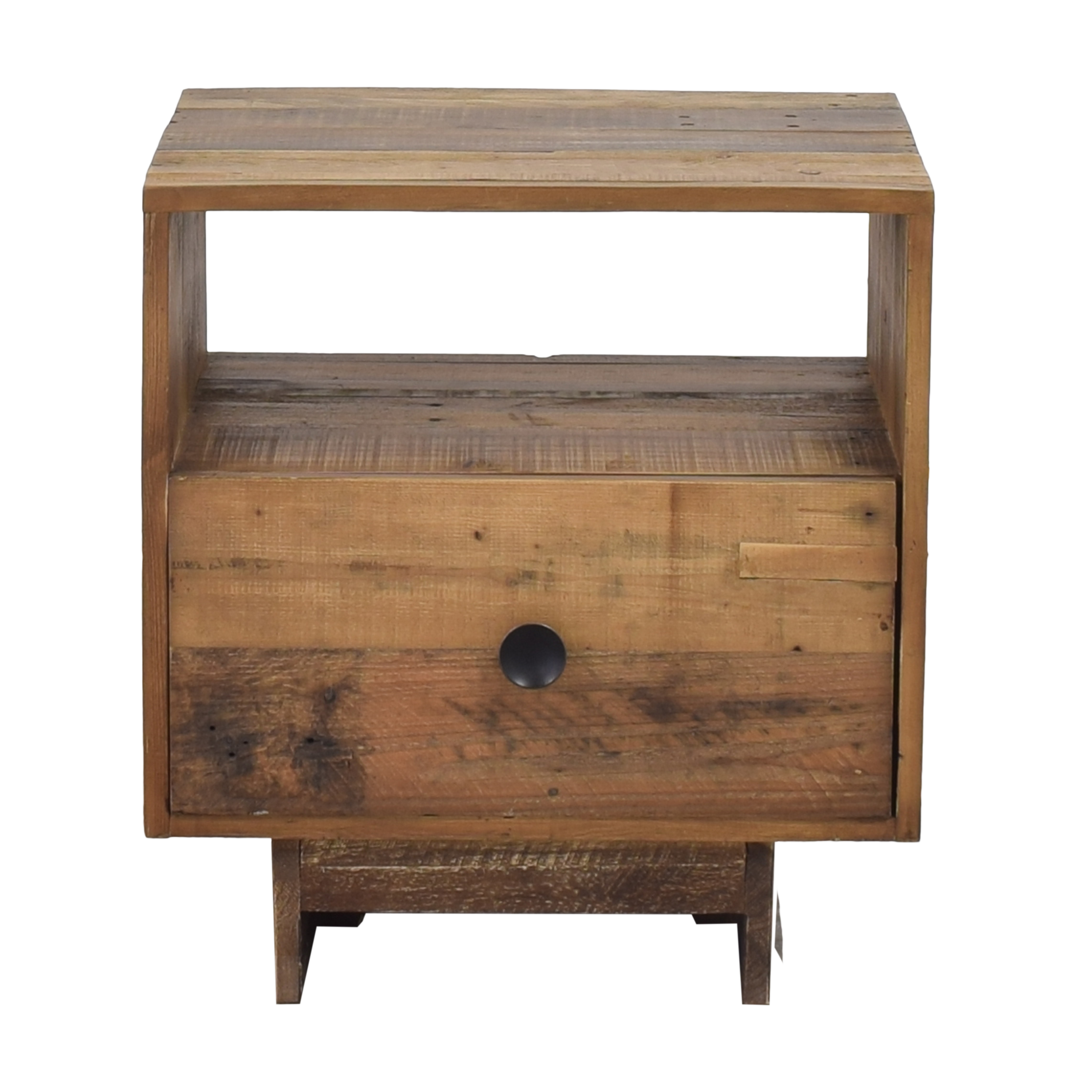 West Elm West Elm Emmerson Reclaimed Nightstand ma