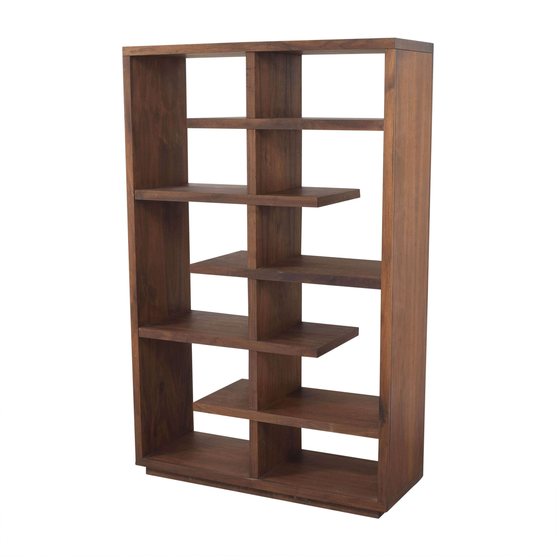Crate & Barrel Crate & Barrel Elevate Bookcase coupon