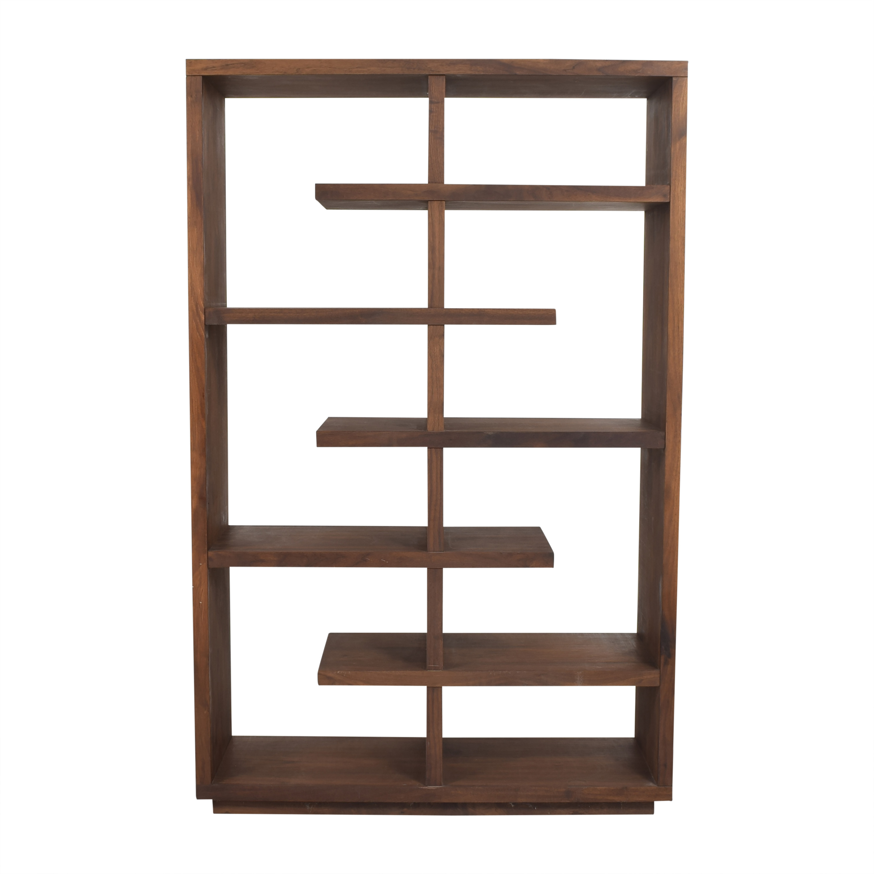 Crate & Barrel Elevate Bookcase Crate & Barrel