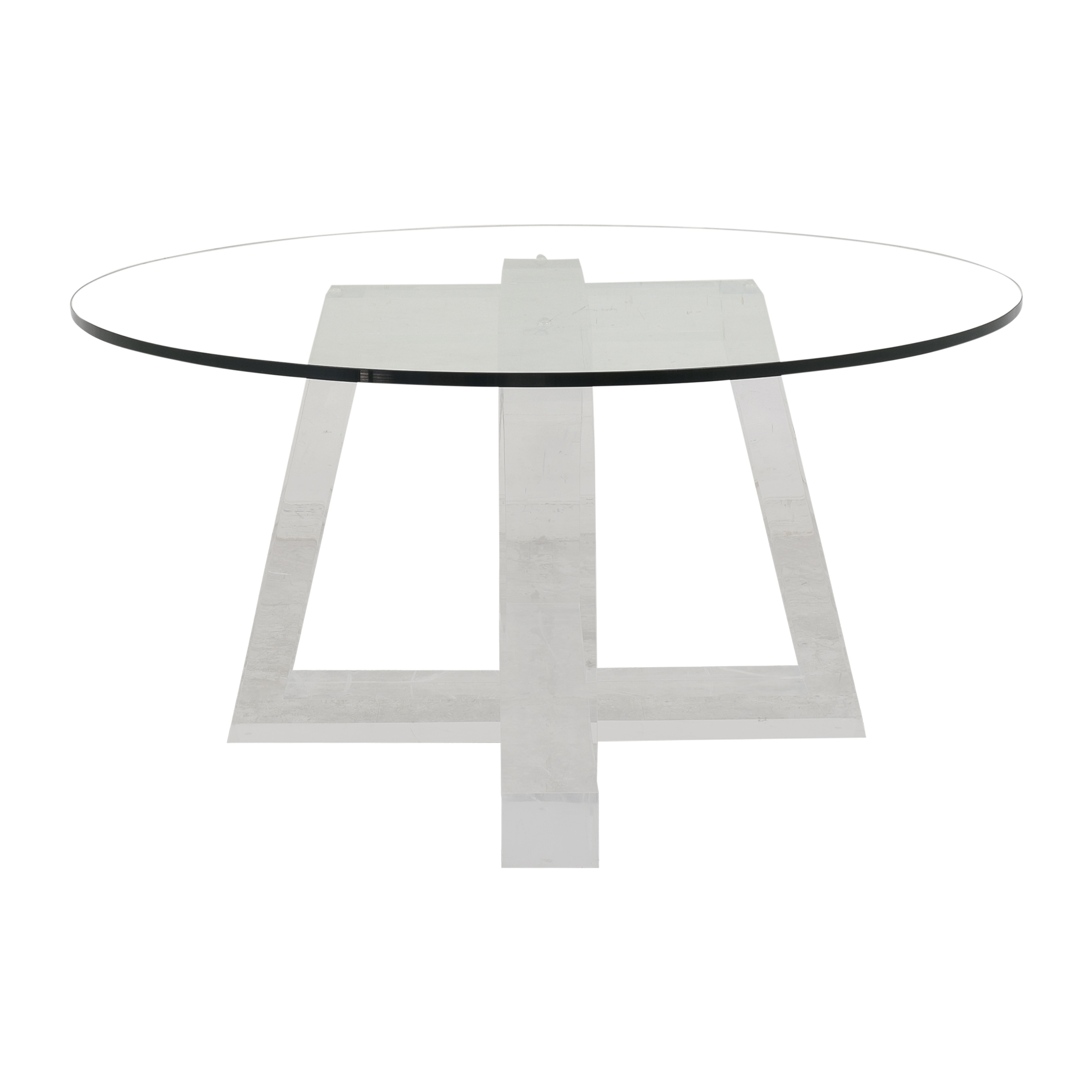 Custom Round Dining Table for sale
