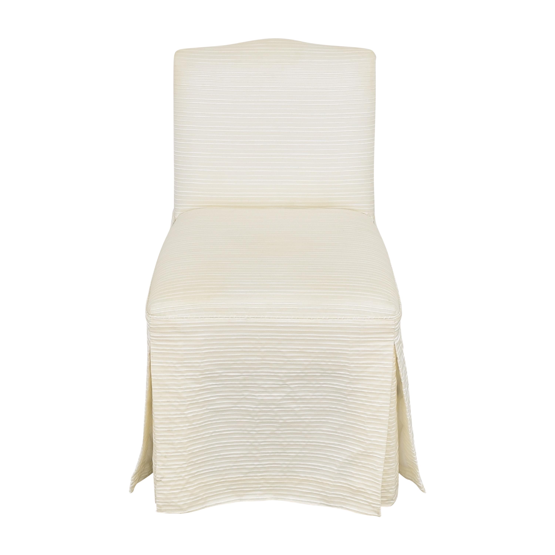 Nancy Corzine Nancy Corzine Claudette Slipper Dining Chair on sale
