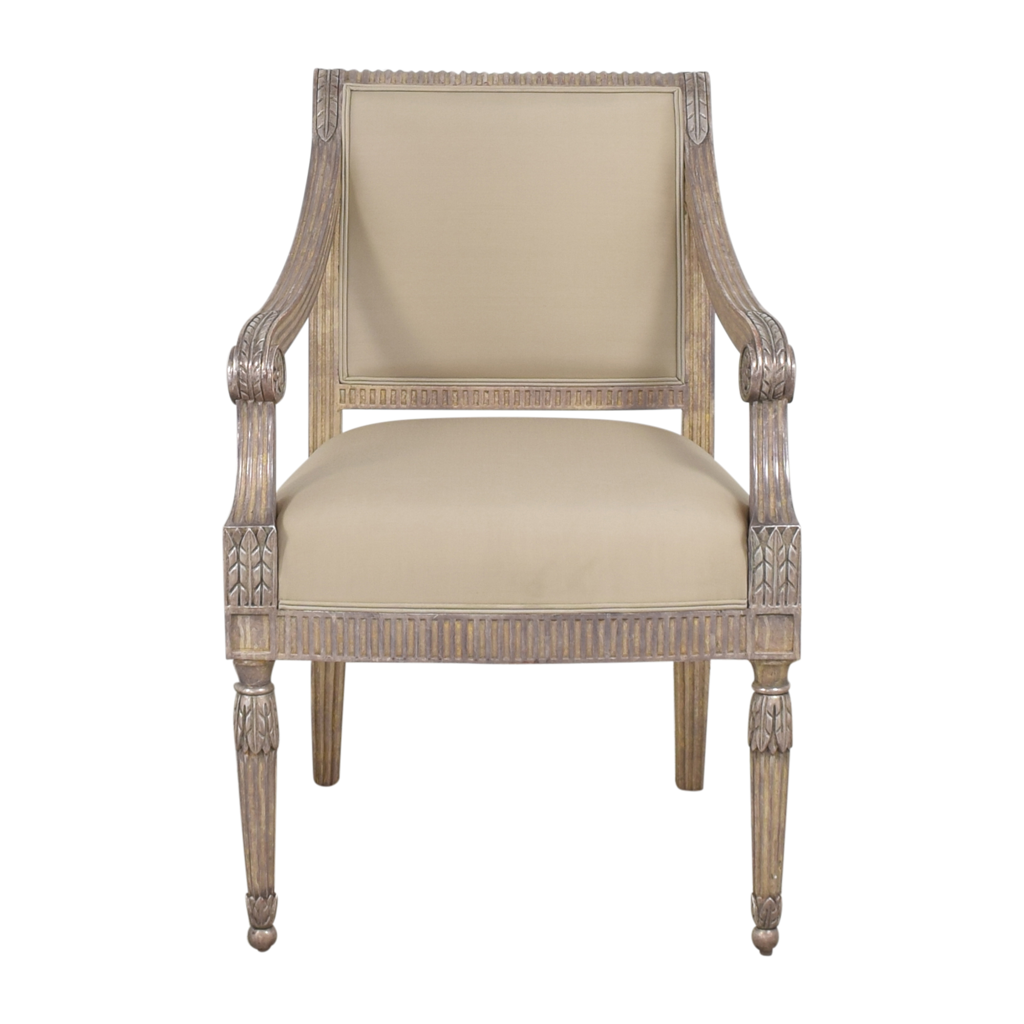 Accent Armchair second hand