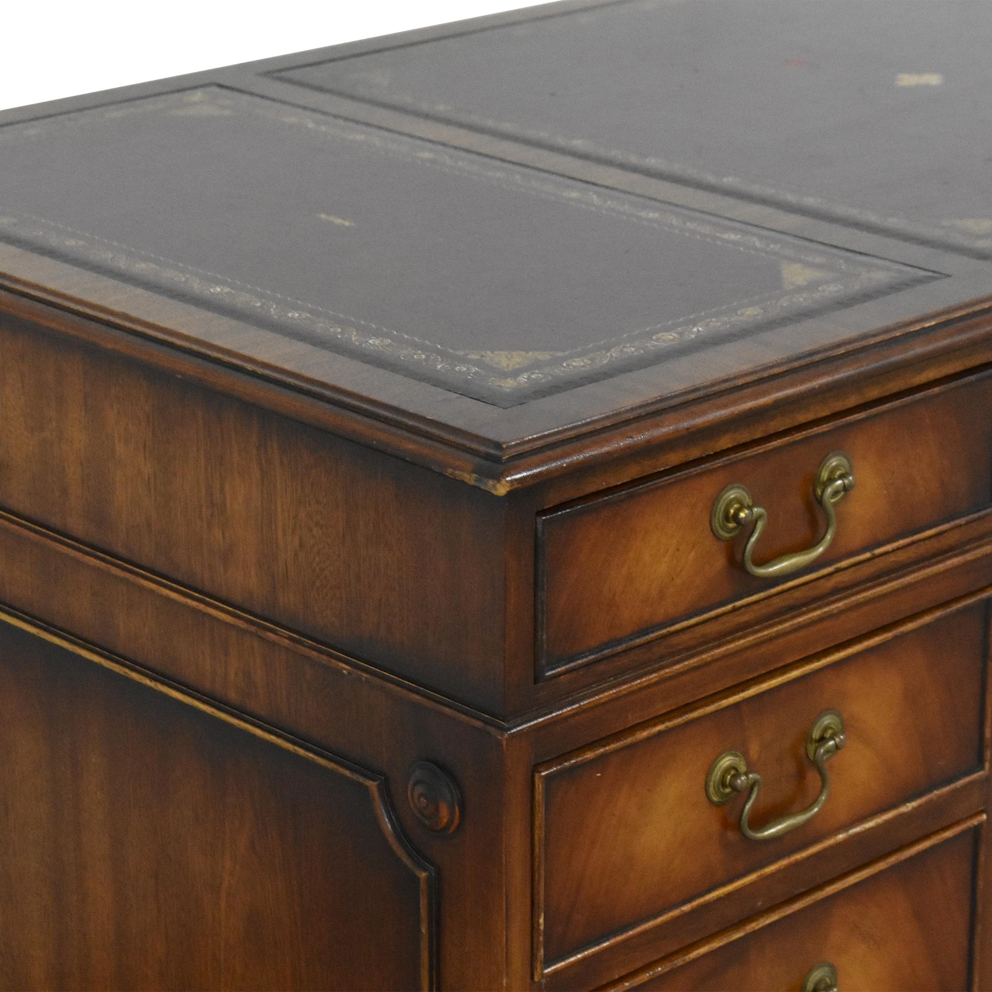 Bevan Funnell Bevan Funnell Pedestal Desk Home Office Desks