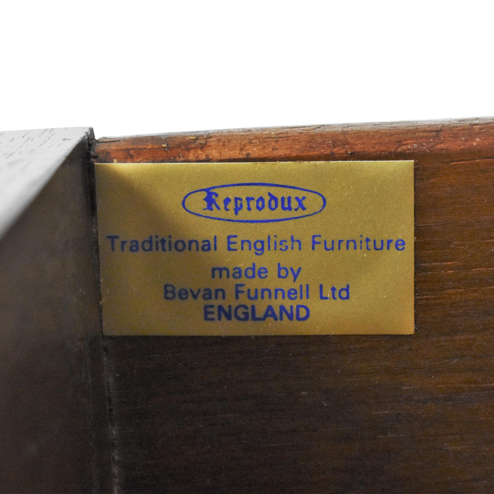Bevan Funnell Bevan Funnell Pedestal Desk Tables
