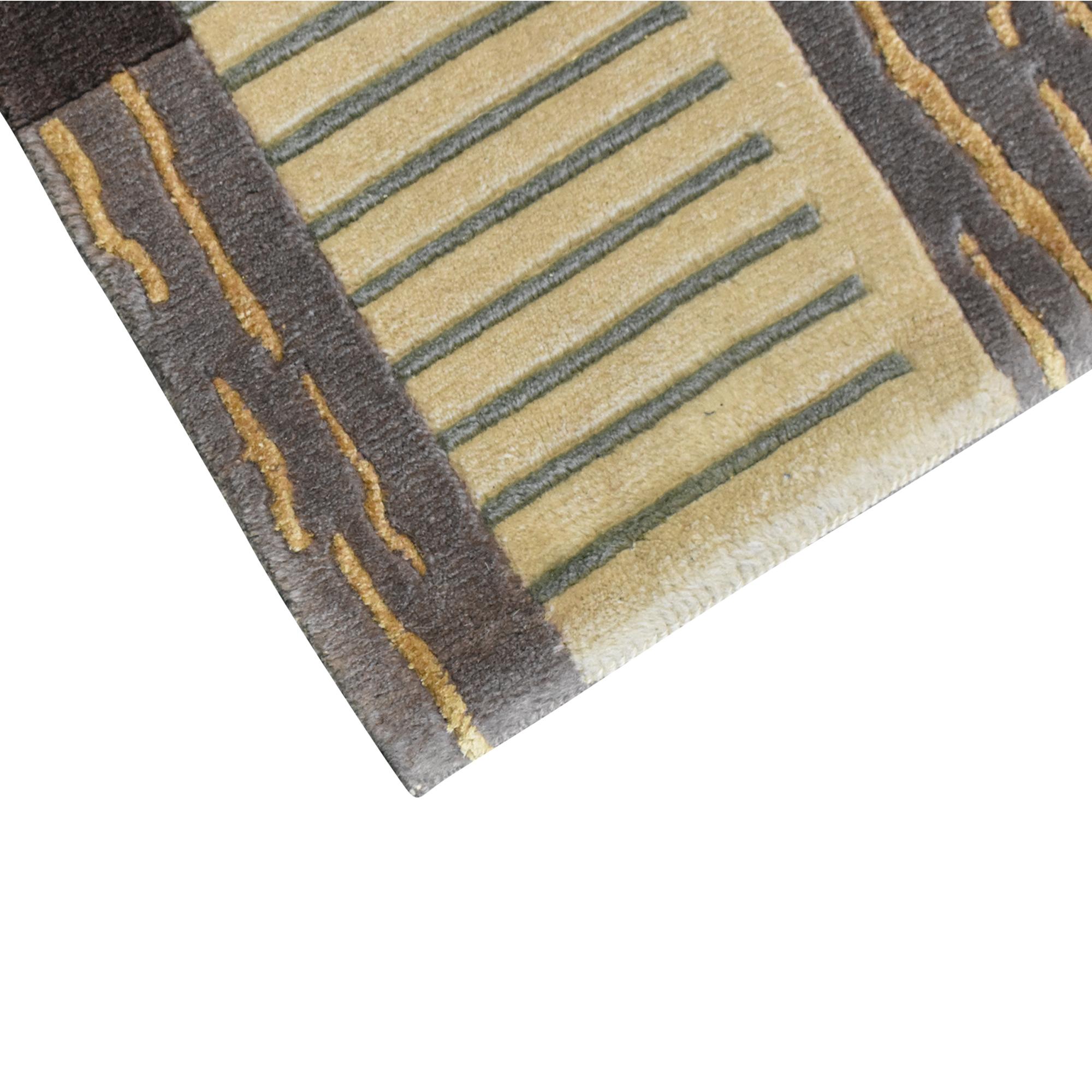 Contemporary Area Rug Decor